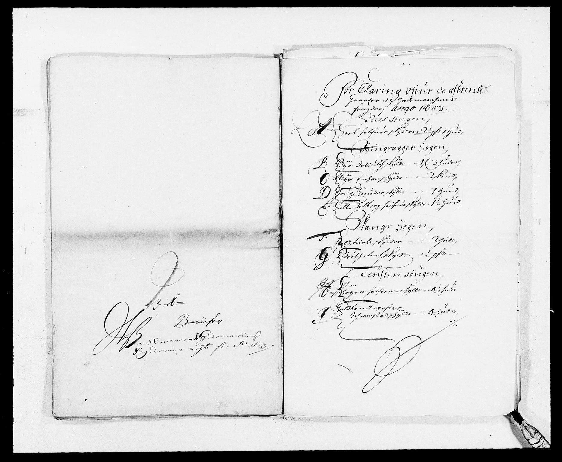 RA, Rentekammeret inntil 1814, Reviderte regnskaper, Fogderegnskap, R16/L1024: Fogderegnskap Hedmark, 1683, s. 280