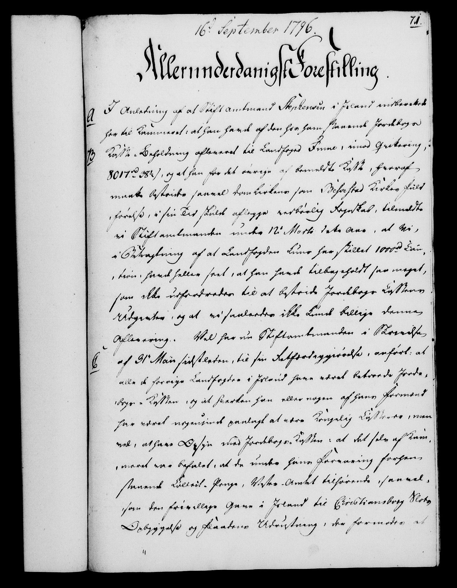 RA, Rentekammeret, Kammerkanselliet, G/Gf/Gfa/L0078: Norsk relasjons- og resolusjonsprotokoll (merket RK 52.78), 1796, s. 370