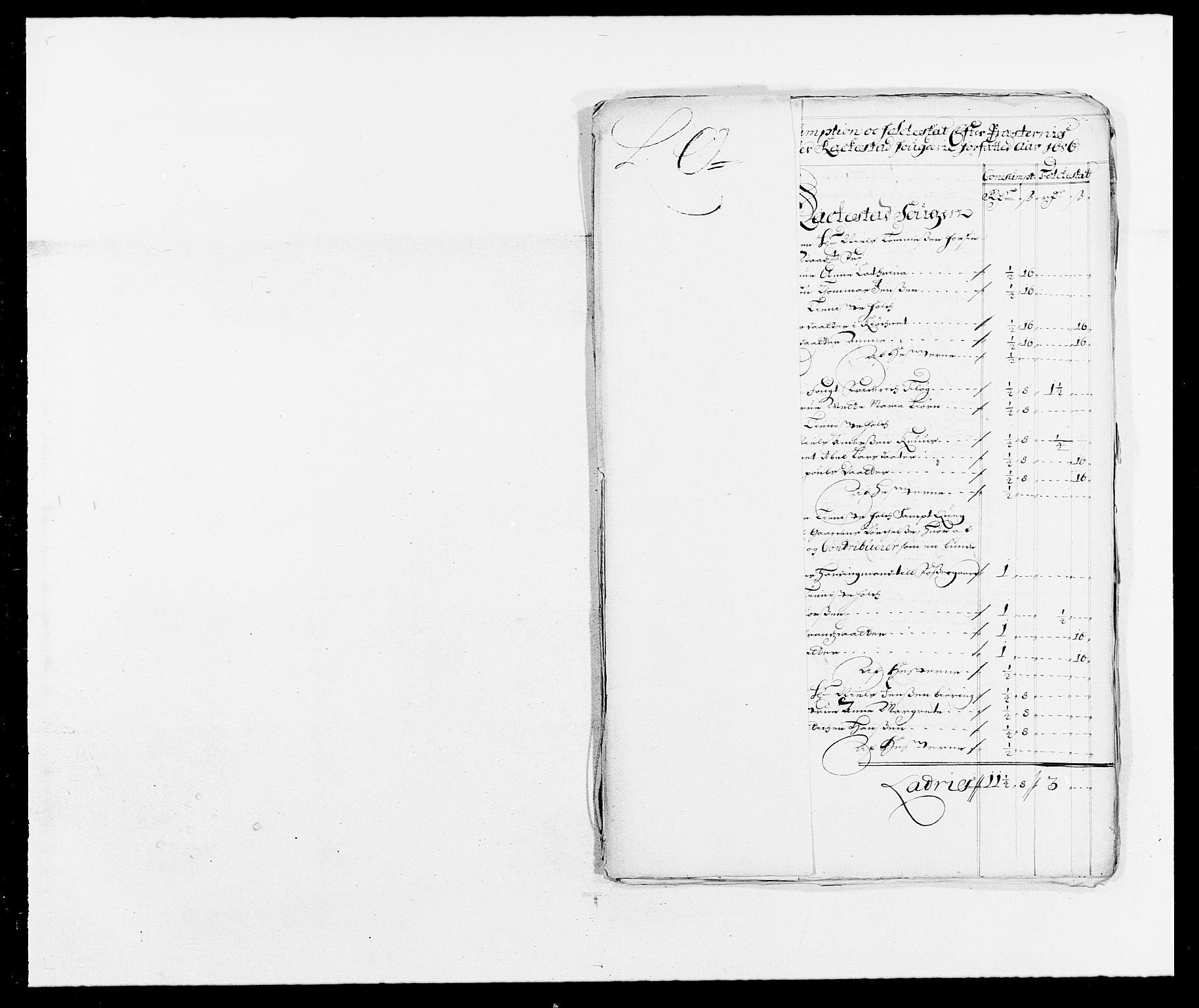RA, Rentekammeret inntil 1814, Reviderte regnskaper, Fogderegnskap, R05/L0275: Fogderegnskap Rakkestad, 1685-1686, s. 288