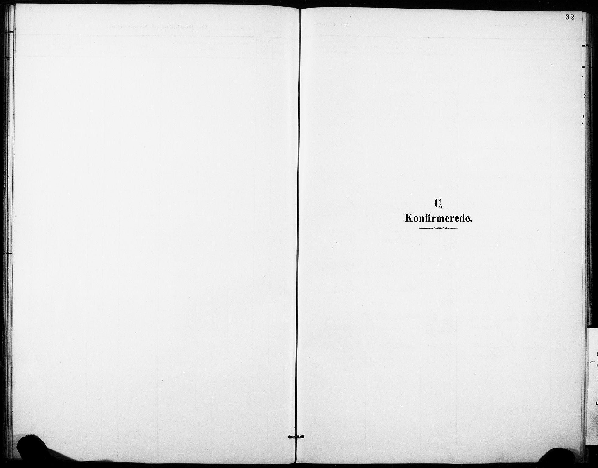 SAKO, Fyresdal kirkebøker, F/Fb/L0003: Ministerialbok nr. II 3, 1887-1903, s. 32