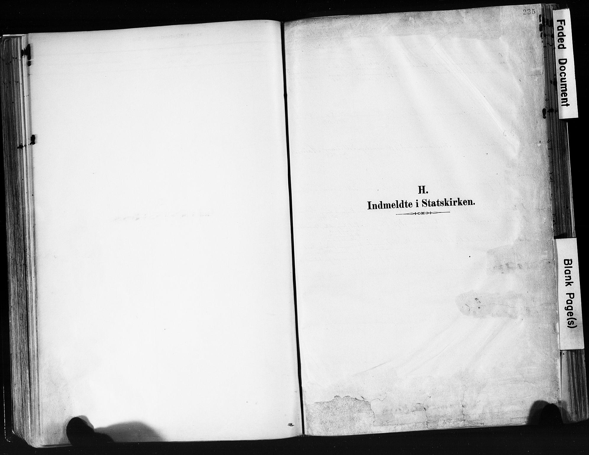 SAKO, Eidanger kirkebøker, F/Fa/L0012: Ministerialbok nr. 12, 1879-1900, s. 235