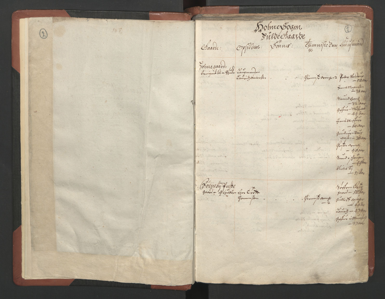 RA, Fogdenes og sorenskrivernes manntall 1664-1666, nr. 9: Mandal len, 1664-1666, s. 2-3