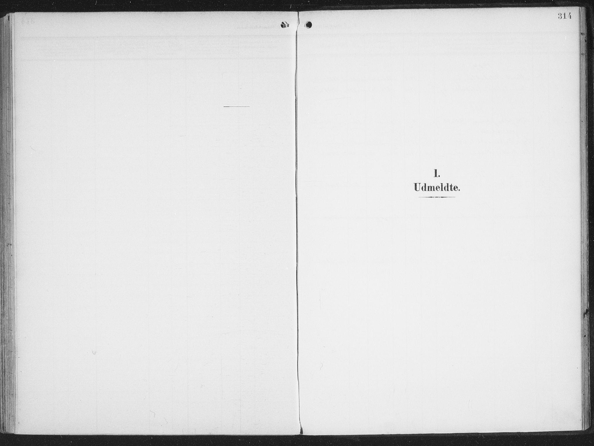 SATØ, Alta sokneprestkontor, H/Ha/L0005.kirke: Ministerialbok nr. 5, 1904-1918, s. 314