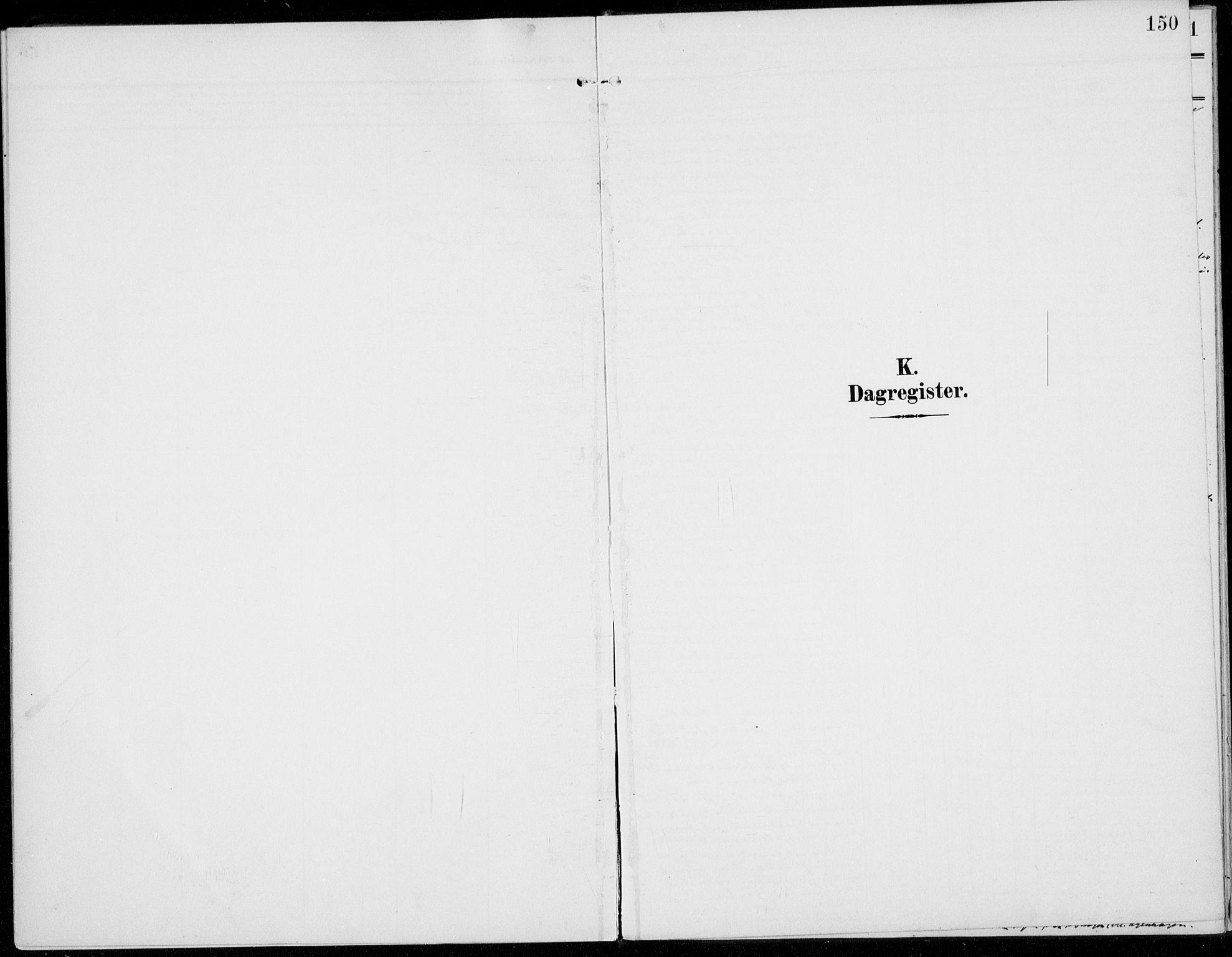 SAH, Sel prestekontor, Ministerialbok nr. 1, 1905-1922, s. 150