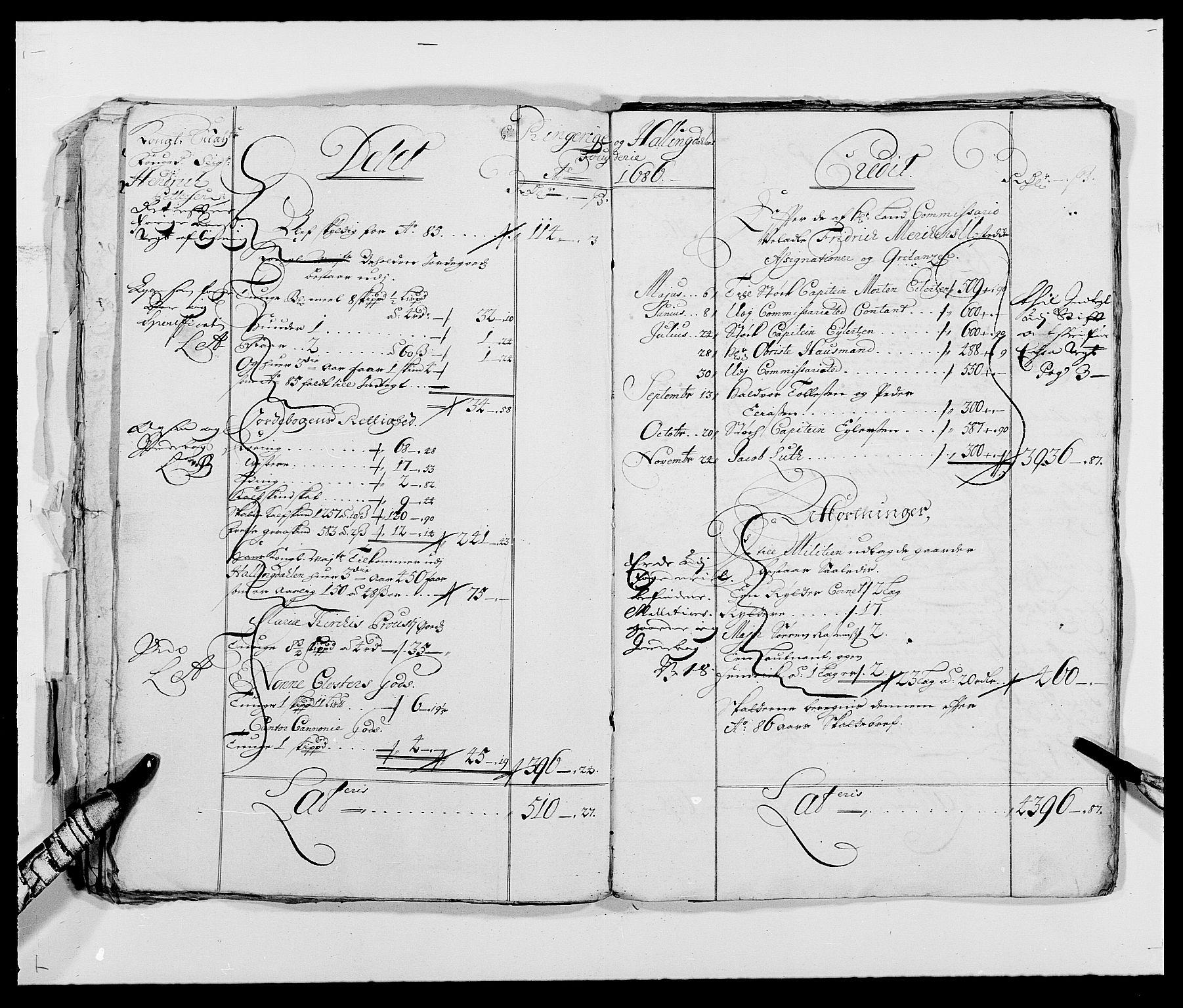 RA, Rentekammeret inntil 1814, Reviderte regnskaper, Fogderegnskap, R21/L1445: Fogderegnskap Ringerike og Hallingdal, 1681-1689, s. 19