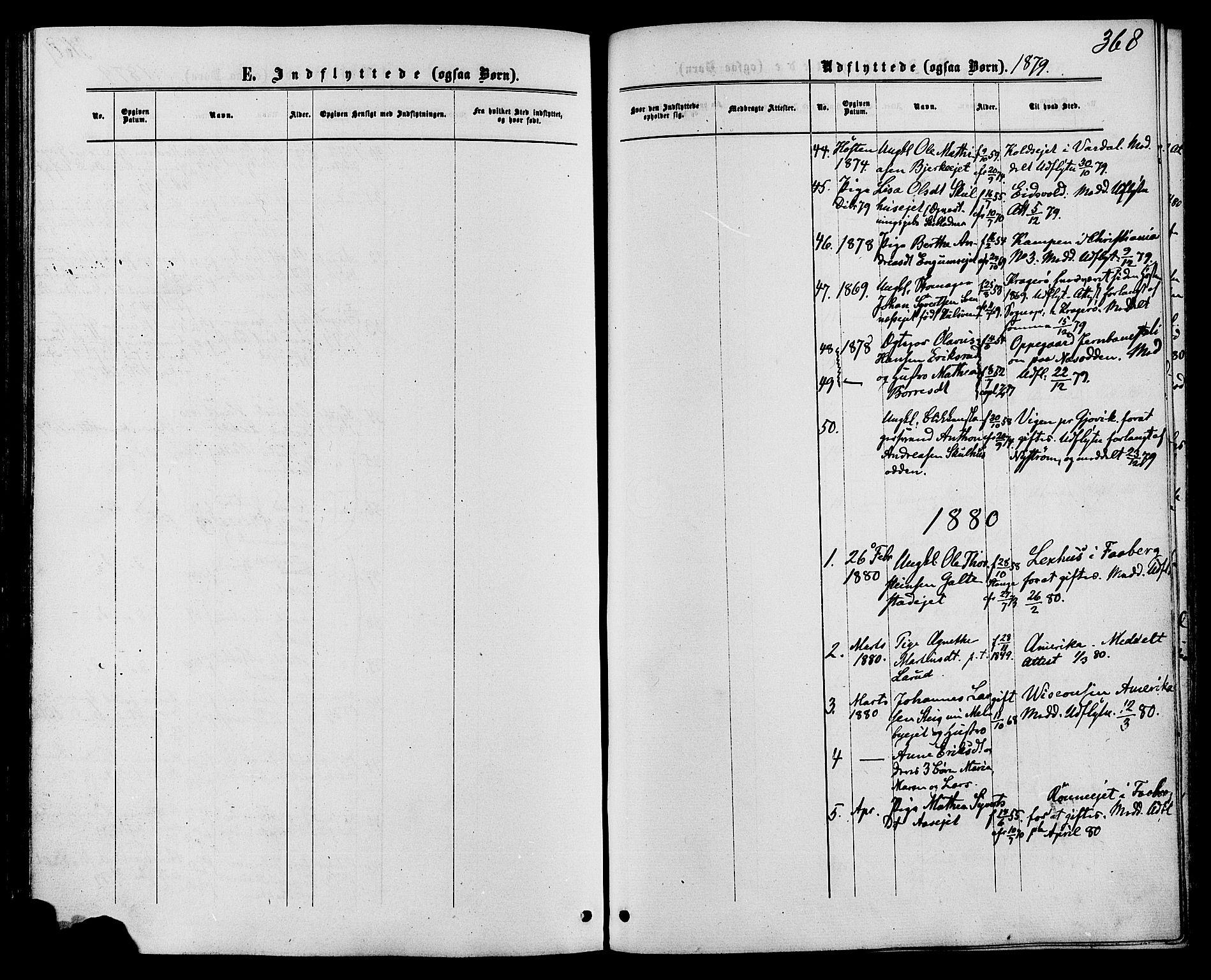 SAH, Biri prestekontor, Ministerialbok nr. 6, 1877-1886, s. 368