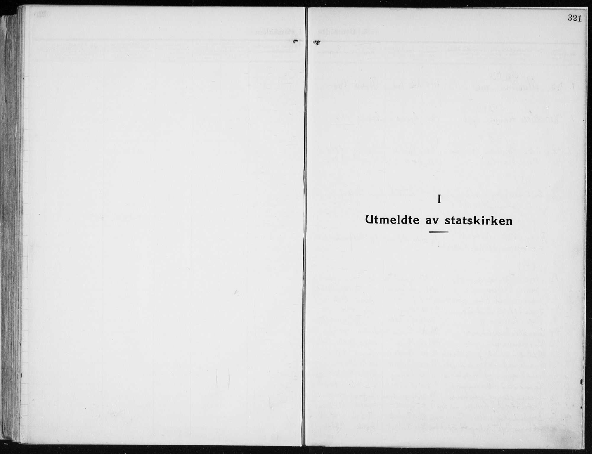 SAH, Vardal prestekontor, H/Ha/Haa/L0015: Ministerialbok nr. 15, 1923-1937, s. 321