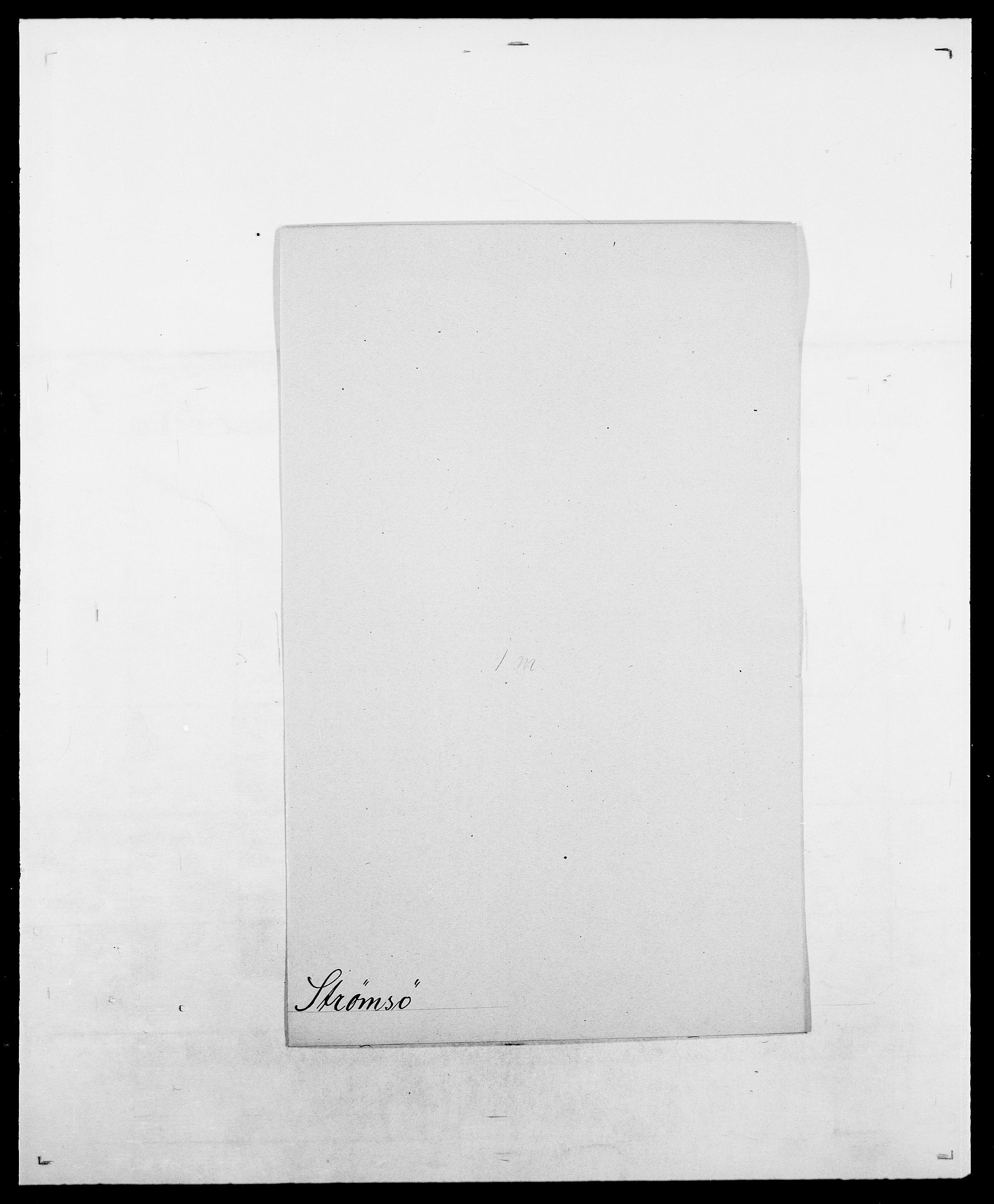 SAO, Delgobe, Charles Antoine - samling, D/Da/L0037: Steen, Sthen, Stein - Svare, Svanige, Svanne, se også Svanning og Schwane, s. 716