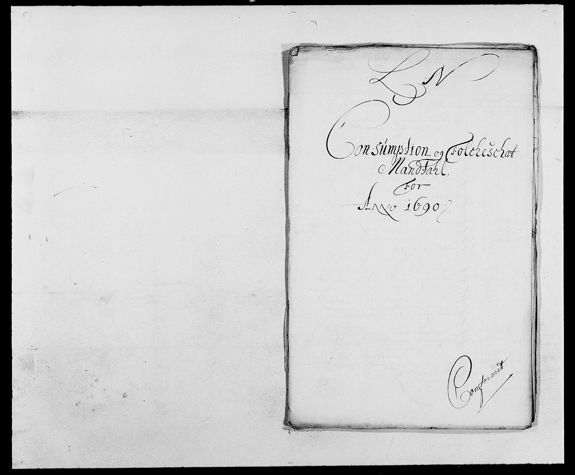 RA, Rentekammeret inntil 1814, Reviderte regnskaper, Fogderegnskap, R05/L0277: Fogderegnskap Rakkestad, 1689-1690, s. 270