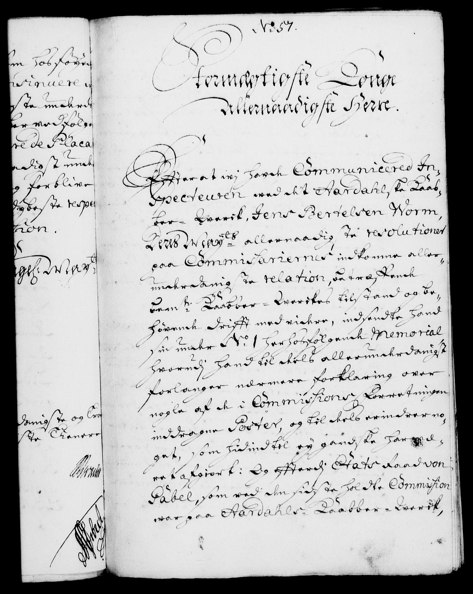 RA, Rentekammeret, Kammerkanselliet, G/Gf/Gfa/L0004: Norsk relasjons- og resolusjonsprotokoll (merket RK 52.4), 1721, s. 529