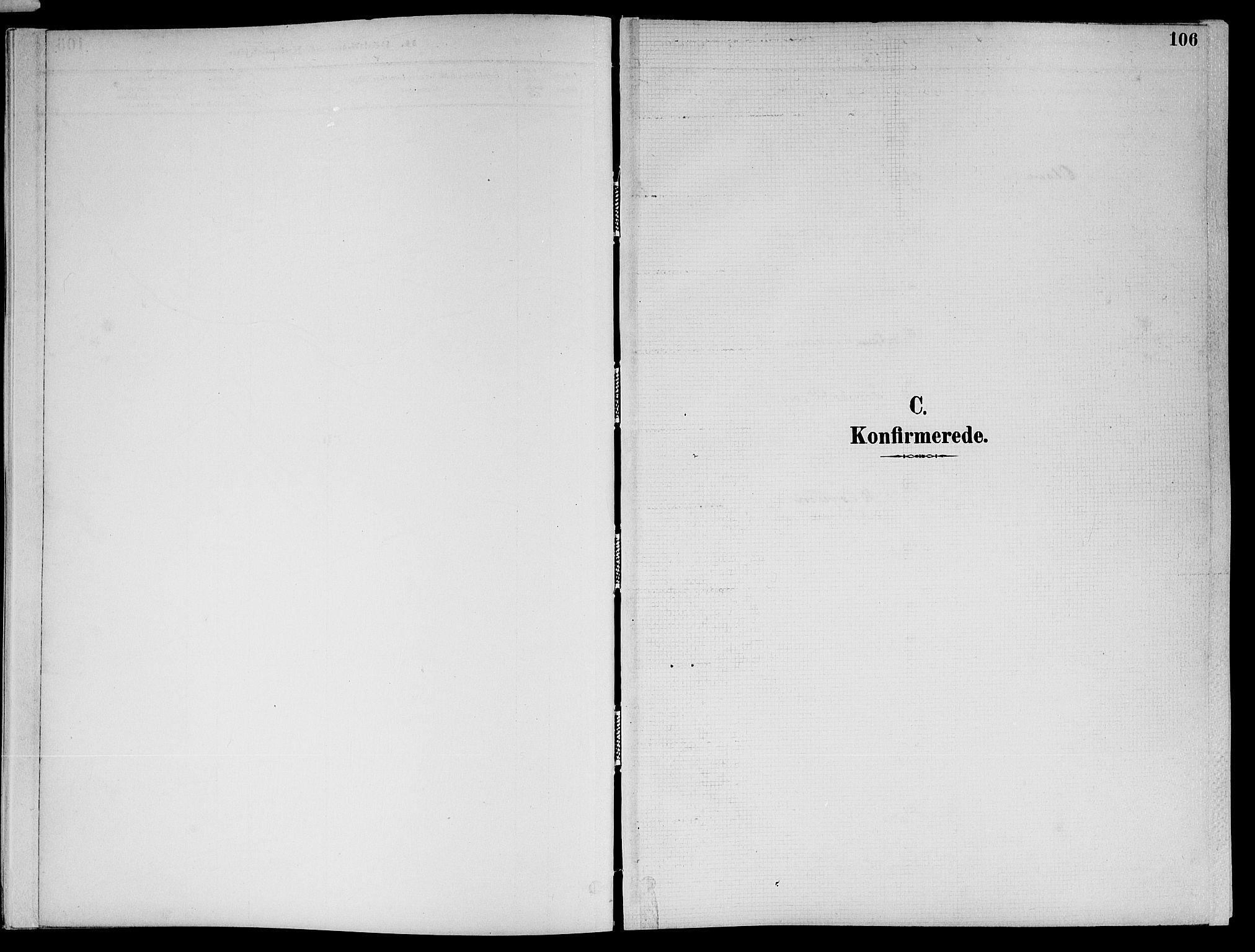 SAT, Ministerialprotokoller, klokkerbøker og fødselsregistre - Nord-Trøndelag, 773/L0617: Ministerialbok nr. 773A08, 1887-1910, s. 106