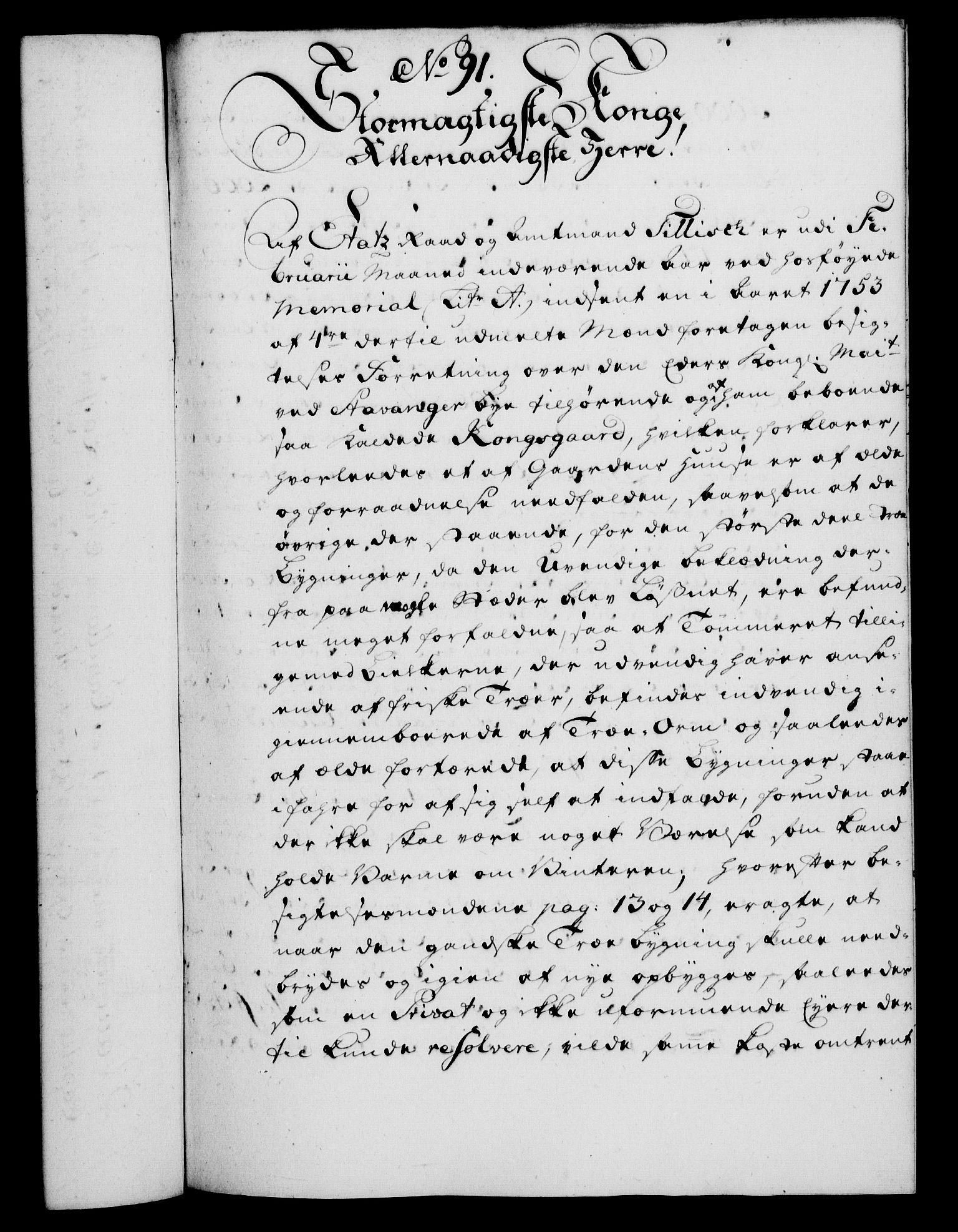 RA, Rentekammeret, Kammerkanselliet, G/Gf/Gfa/L0037: Norsk relasjons- og resolusjonsprotokoll (merket RK 52.37), 1755, s. 490