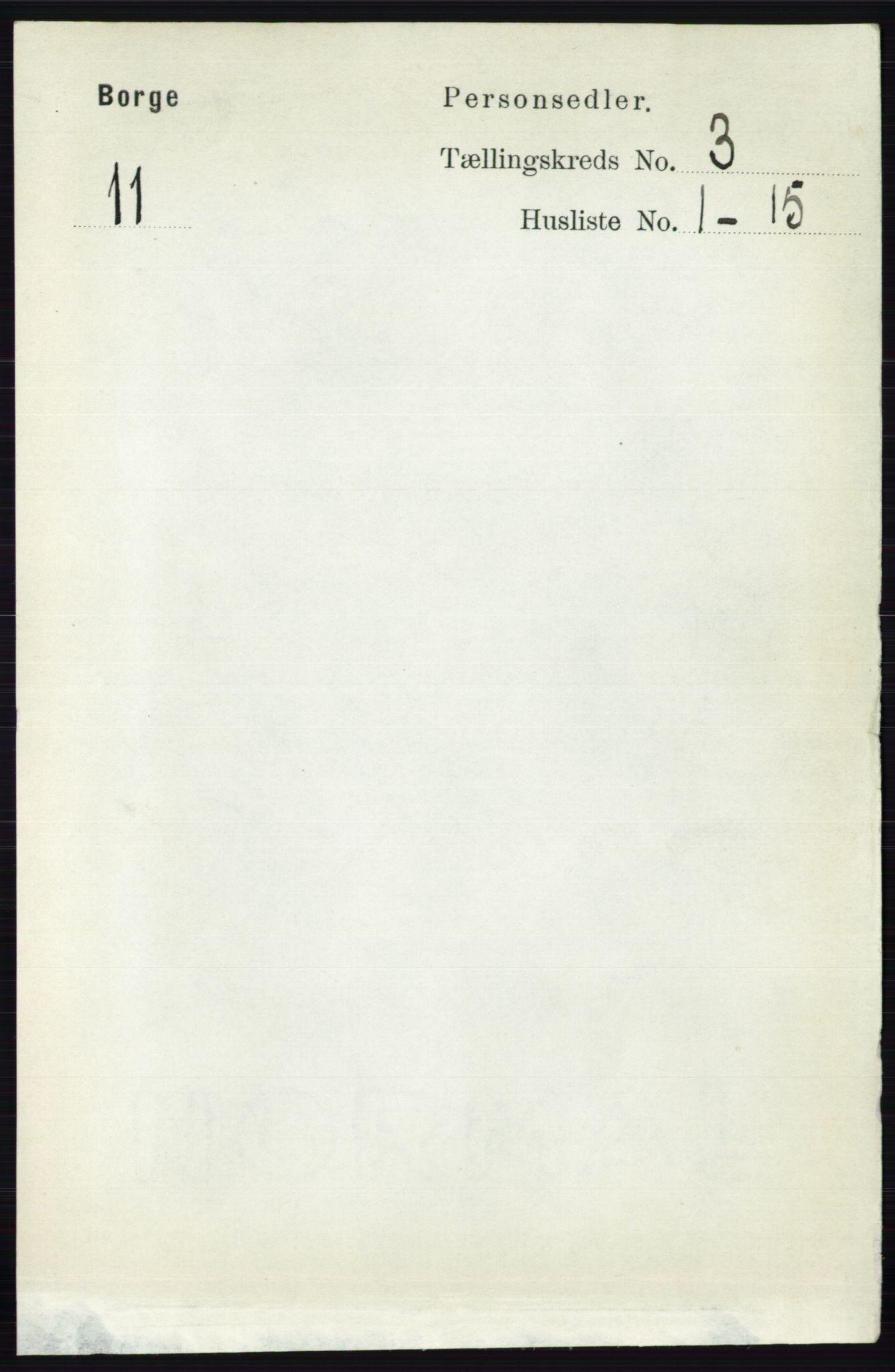 RA, Folketelling 1891 for 0113 Borge herred, 1891, s. 1368