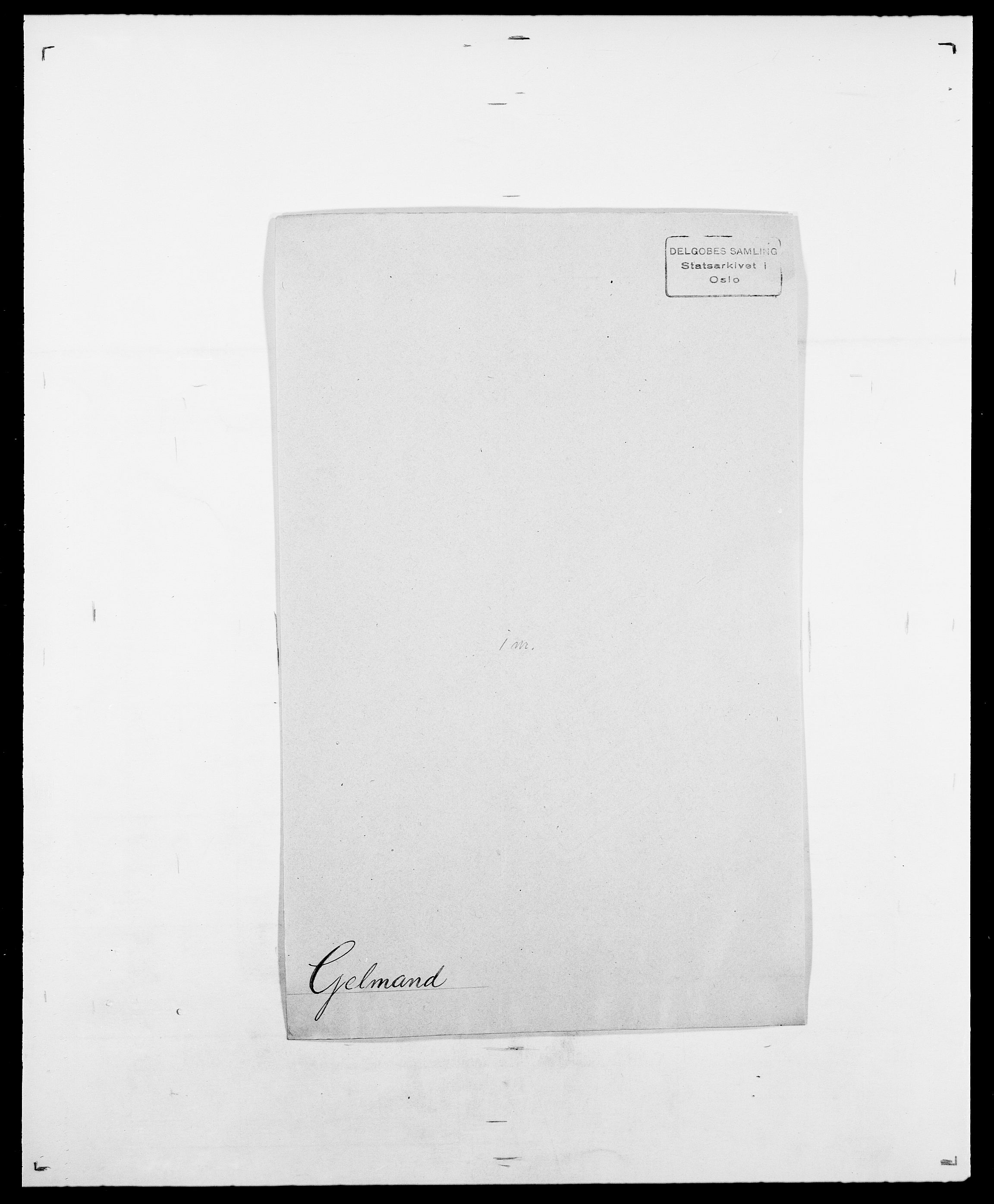 SAO, Delgobe, Charles Antoine - samling, D/Da/L0013: Forbos - Geving, s. 608