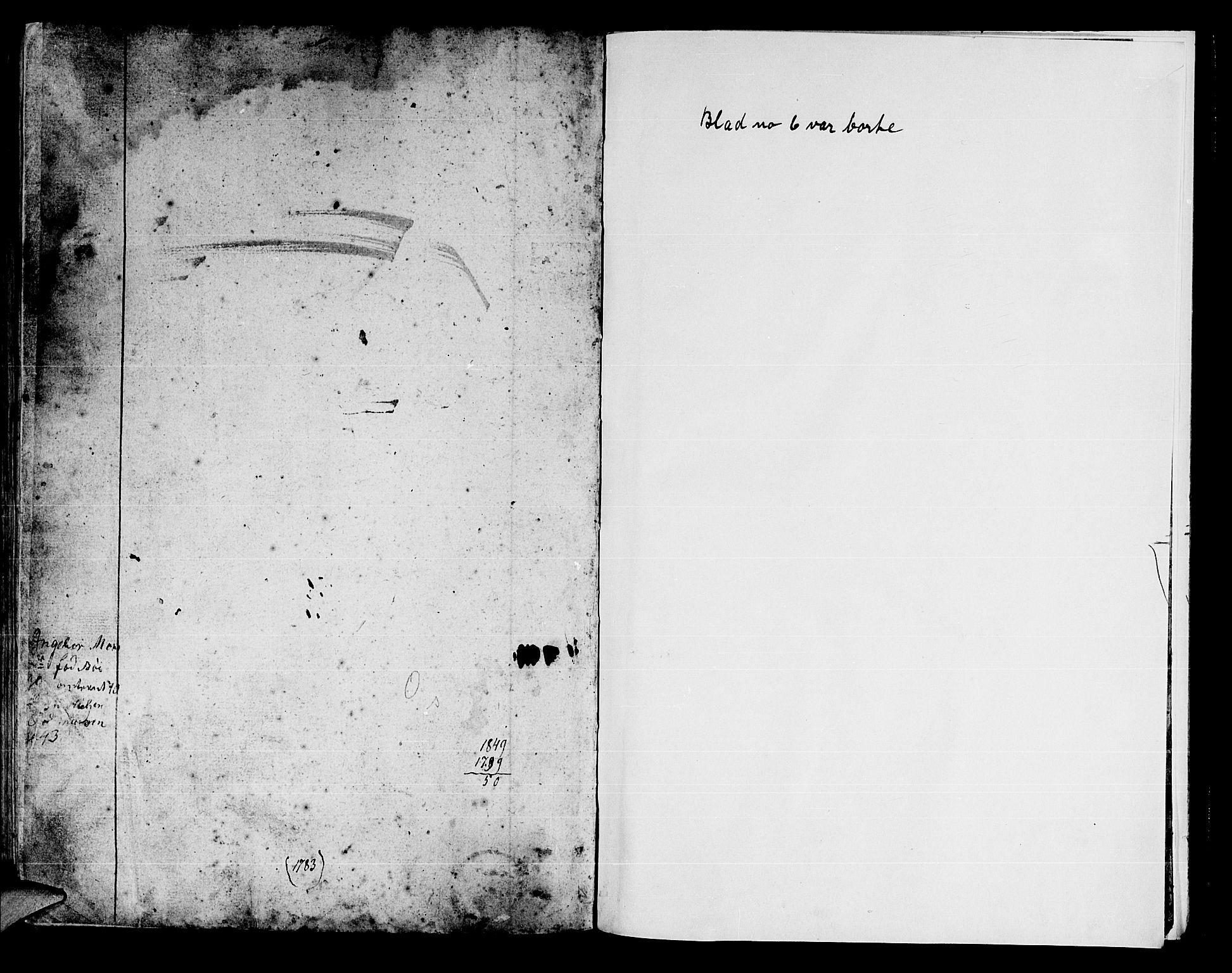SAB, Manger sokneprestembete, H/Haa: Ministerialbok nr. A 1, 1759-1791