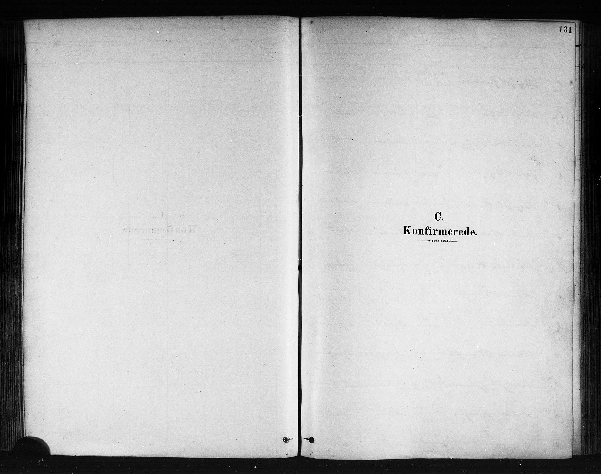 SAB, Herdla Sokneprestembete, H/Haa: Ministerialbok nr. A 3, 1878-1890, s. 131