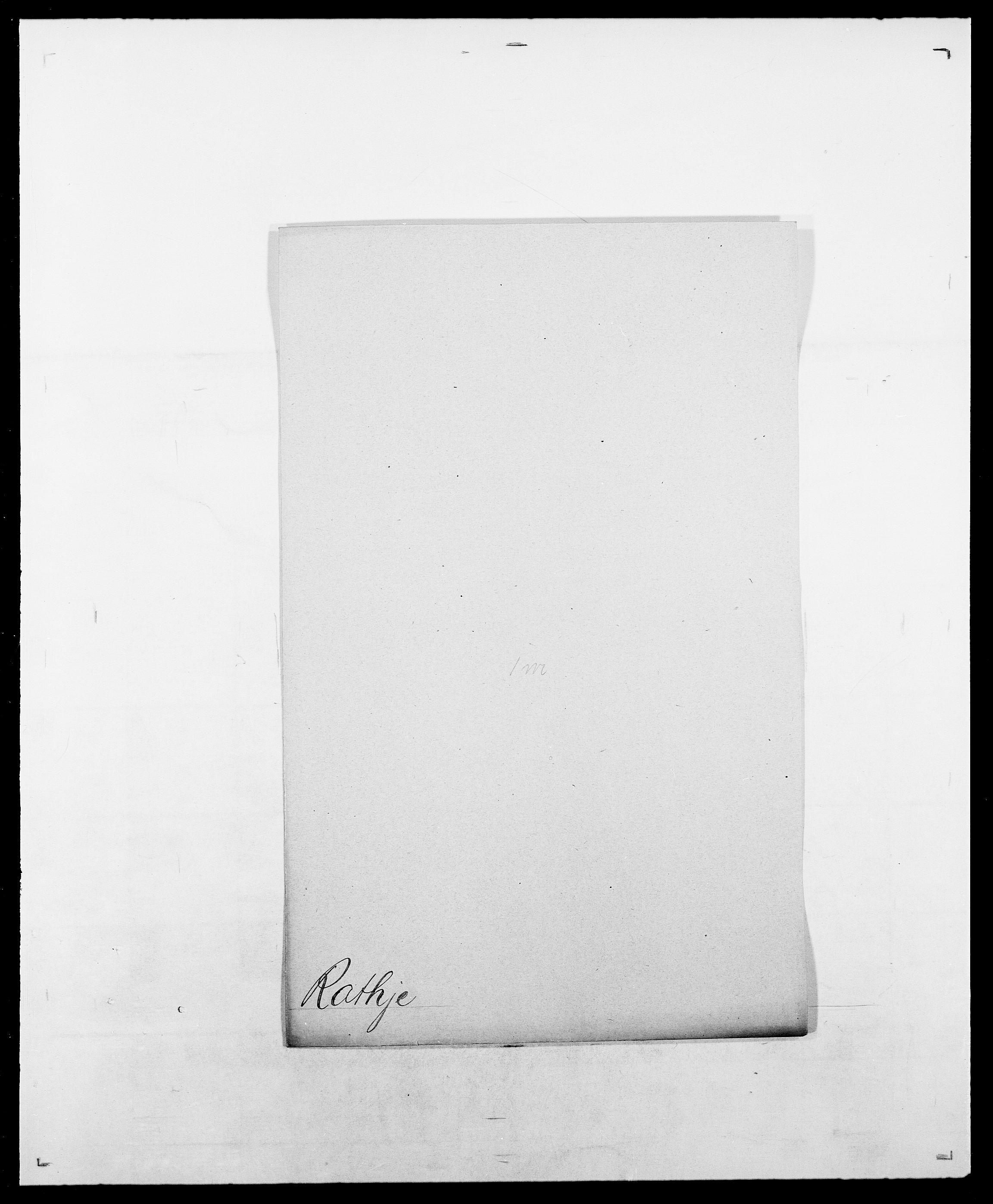 SAO, Delgobe, Charles Antoine - samling, D/Da/L0032: Rabakovsky - Rivertz, s. 187
