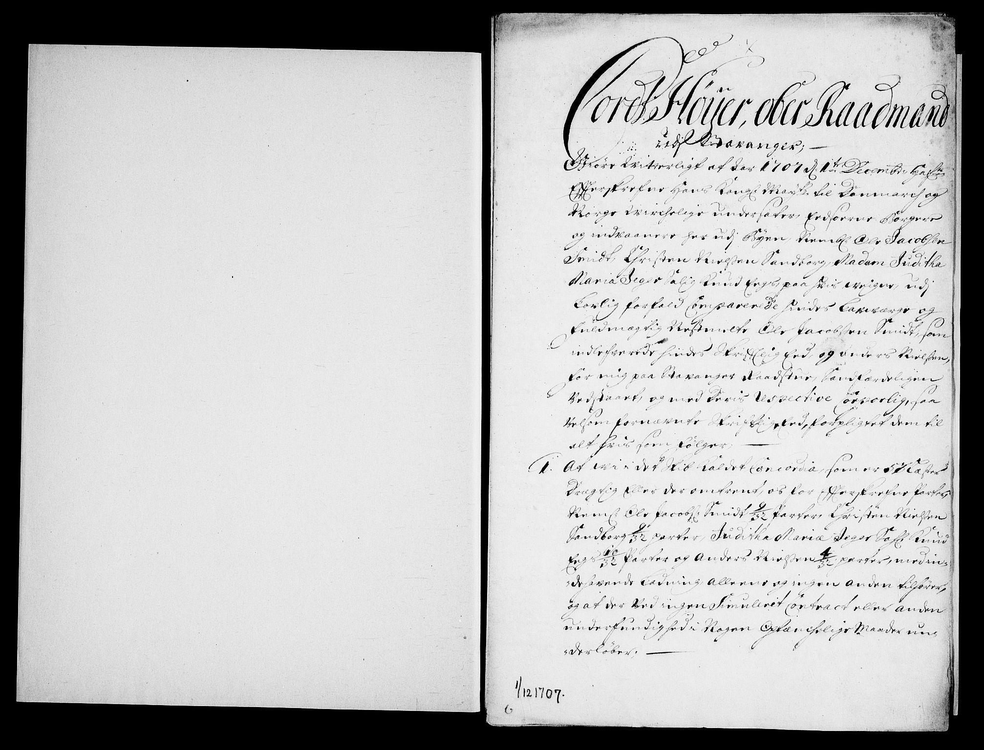 RA, Danske Kanselli, Skapsaker, G/L0019: Tillegg til skapsakene, 1616-1753, s. 345