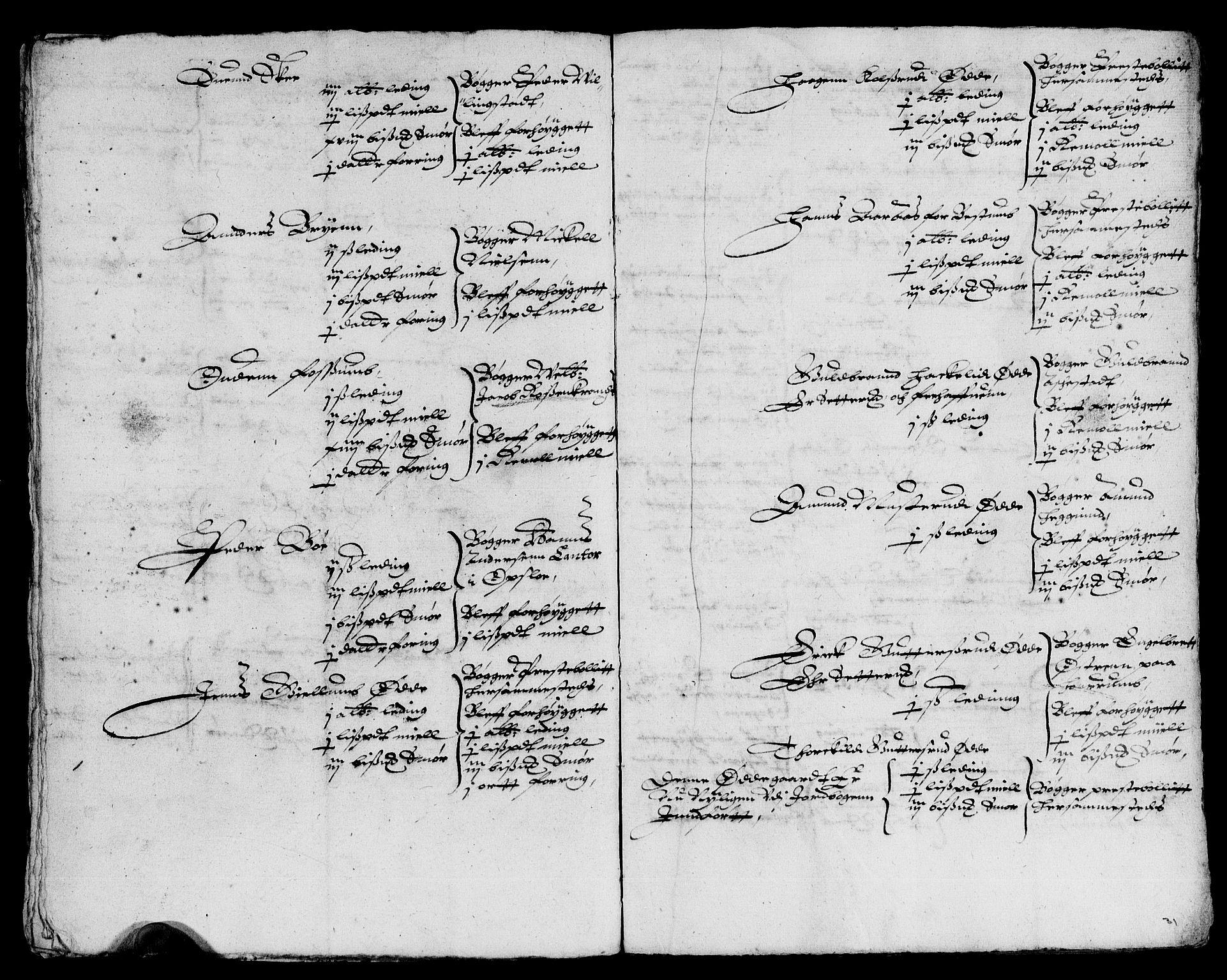 RA, Rentekammeret inntil 1814, Reviderte regnskaper, Lensregnskaper, R/Rb/Rba/L0041: Akershus len, 1616-1618