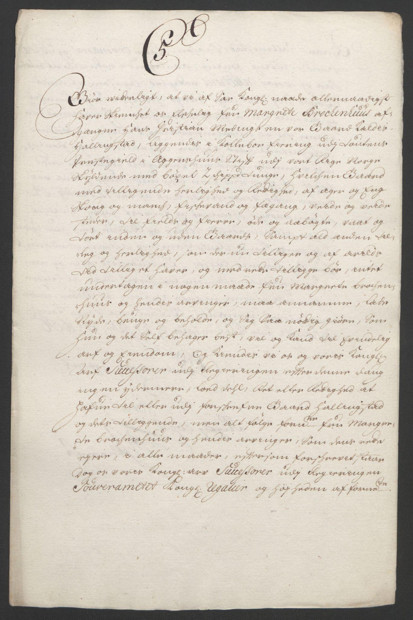 RA, Rentekammeret inntil 1814, Reviderte regnskaper, Fogderegnskap, R18/L1292: Fogderegnskap Hadeland, Toten og Valdres, 1693-1694, s. 426