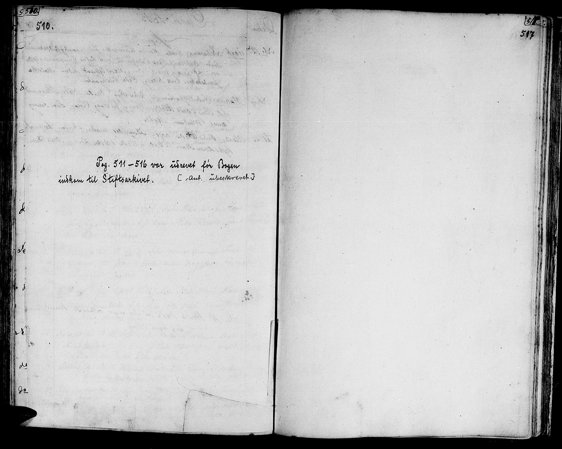 SAT, Ministerialprotokoller, klokkerbøker og fødselsregistre - Nord-Trøndelag, 709/L0060: Ministerialbok nr. 709A07, 1797-1815, s. 510-517