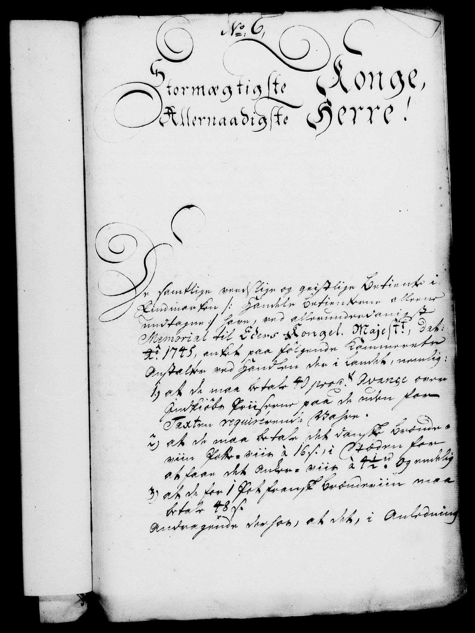 RA, Rentekammeret, Kammerkanselliet, G/Gf/Gfa/L0028: Norsk relasjons- og resolusjonsprotokoll (merket RK 52.28), 1745-1746, s. 608