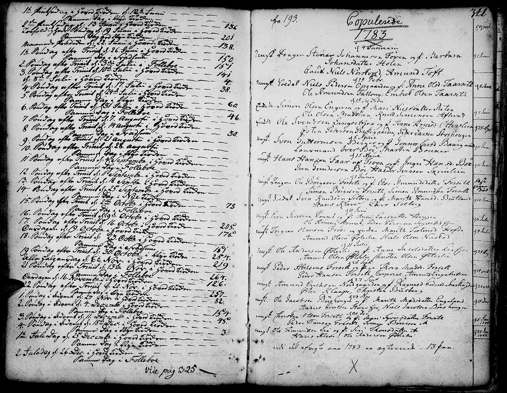 SAH, Gausdal prestekontor, Ministerialbok nr. 3, 1758-1809, s. 341