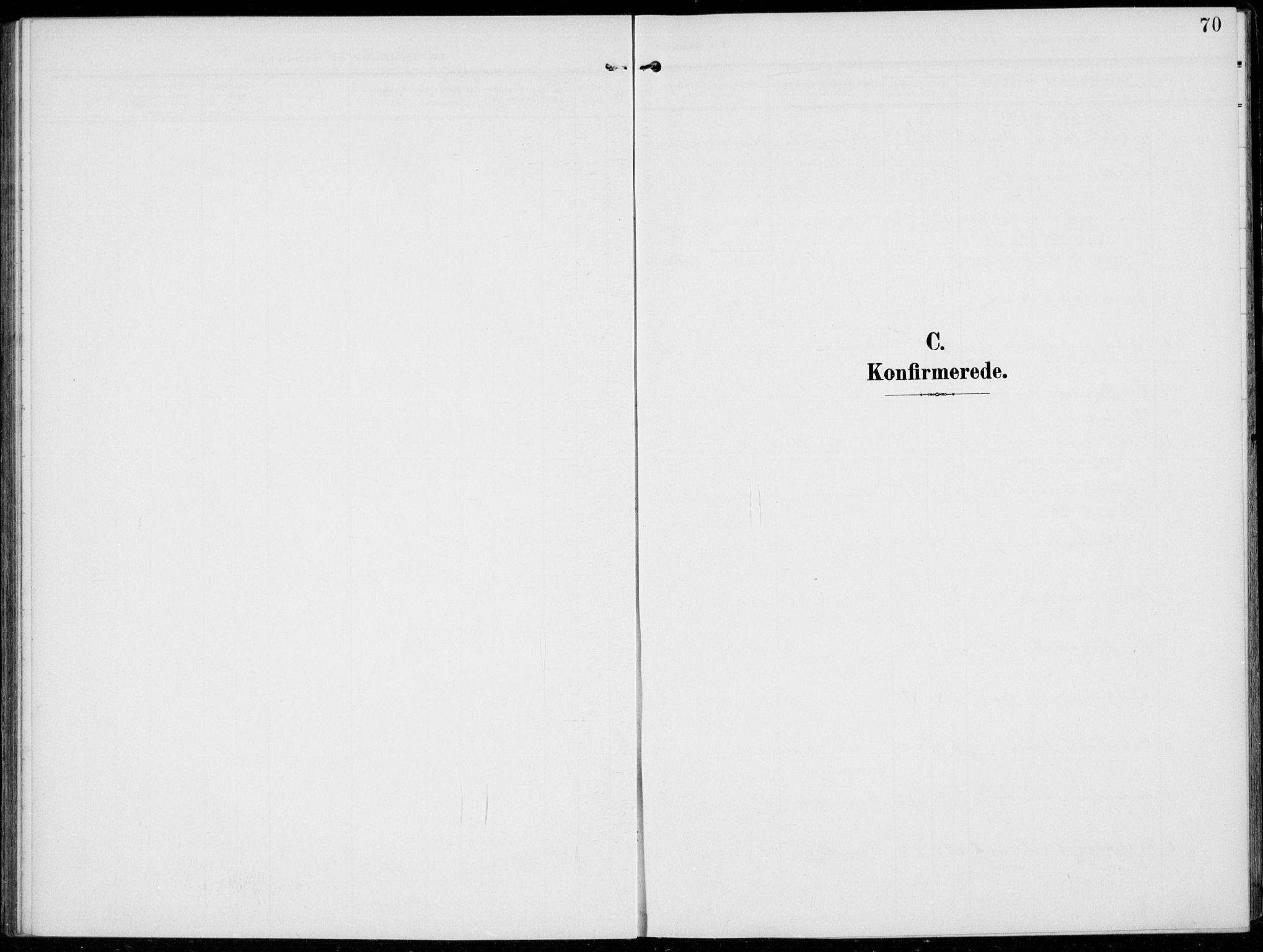 SAH, Kolbu prestekontor, Ministerialbok nr. 1, 1907-1923, s. 70