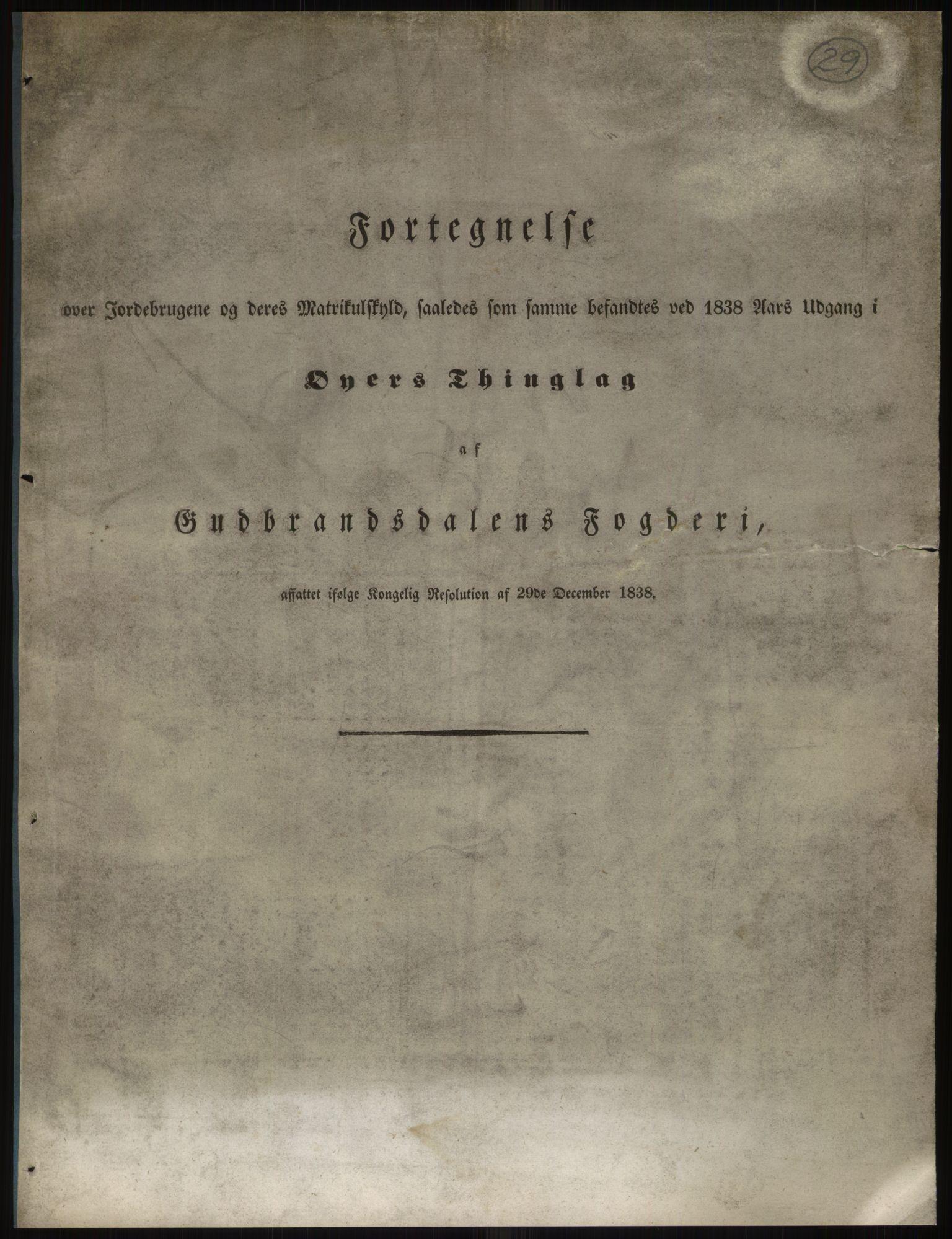 RA, 1838-matrikkelen (publikasjon)*, 1838, s. 29