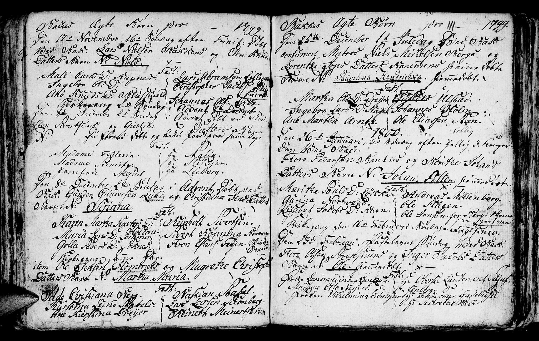 SAT, Ministerialprotokoller, klokkerbøker og fødselsregistre - Sør-Trøndelag, 604/L0218: Klokkerbok nr. 604C01, 1754-1819, s. 111