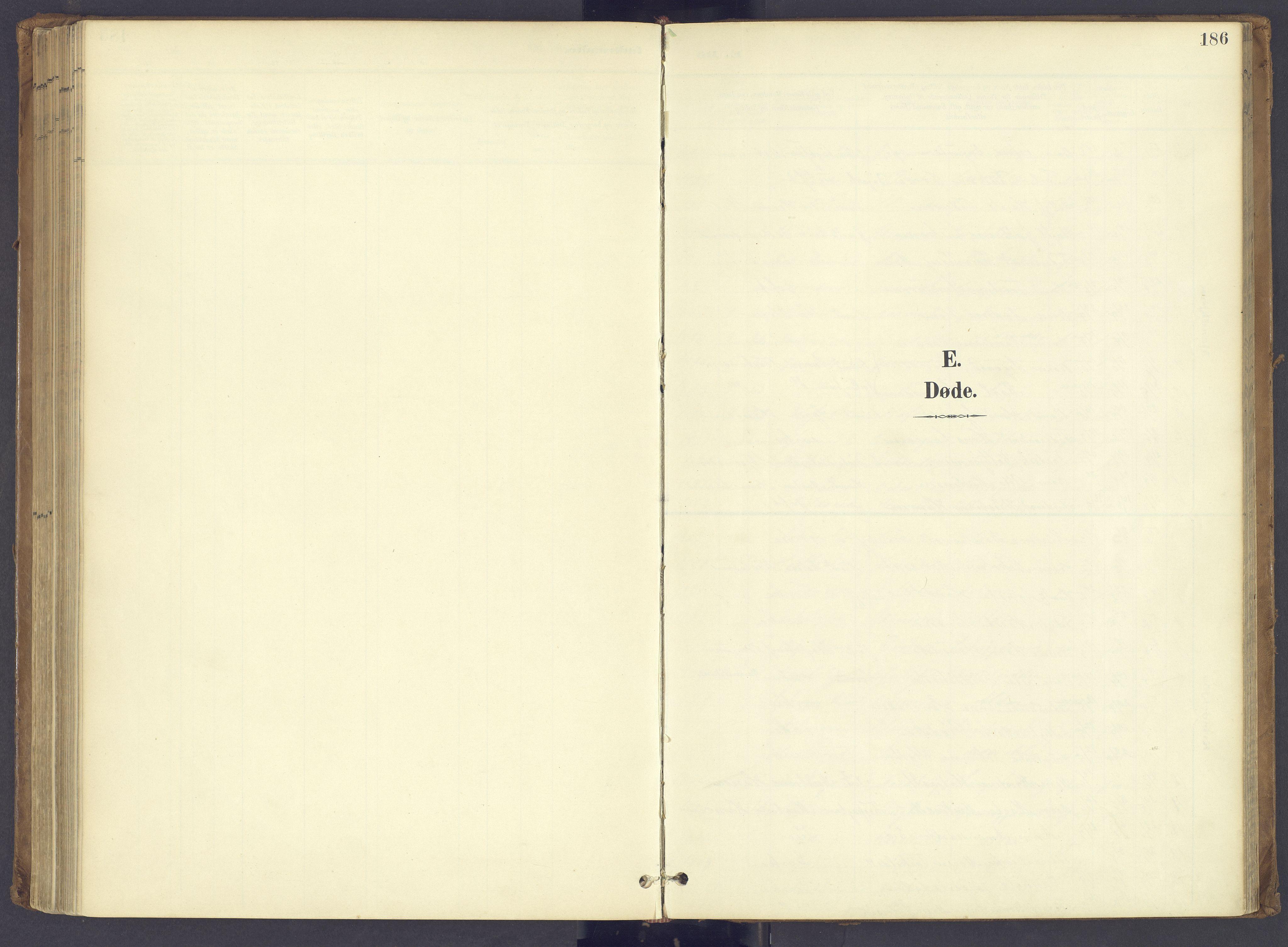 SAH, Søndre Land prestekontor, K/L0006: Ministerialbok nr. 6, 1895-1904, s. 186