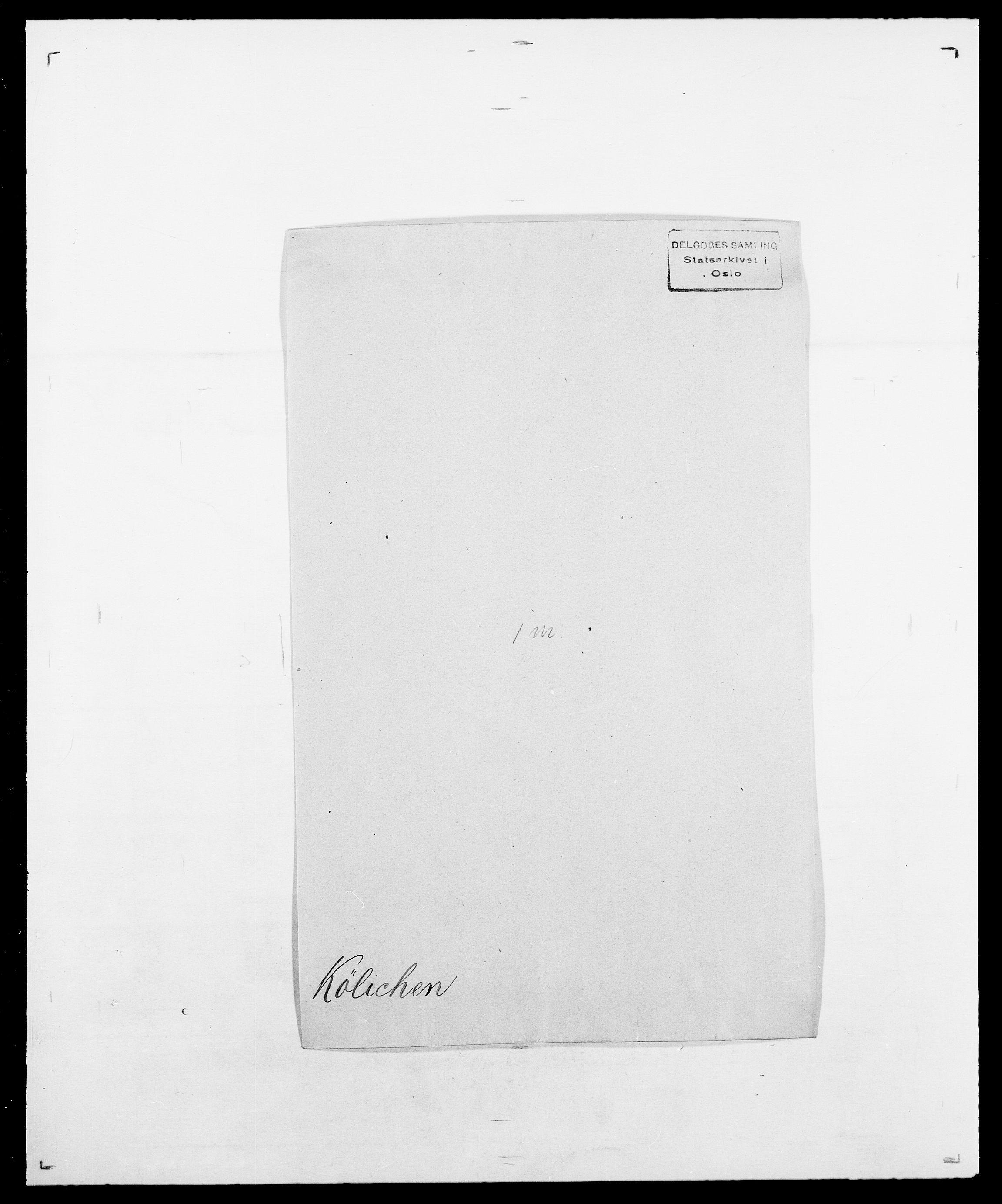 SAO, Delgobe, Charles Antoine - samling, D/Da/L0022: Krog - Lasteen, s. 312