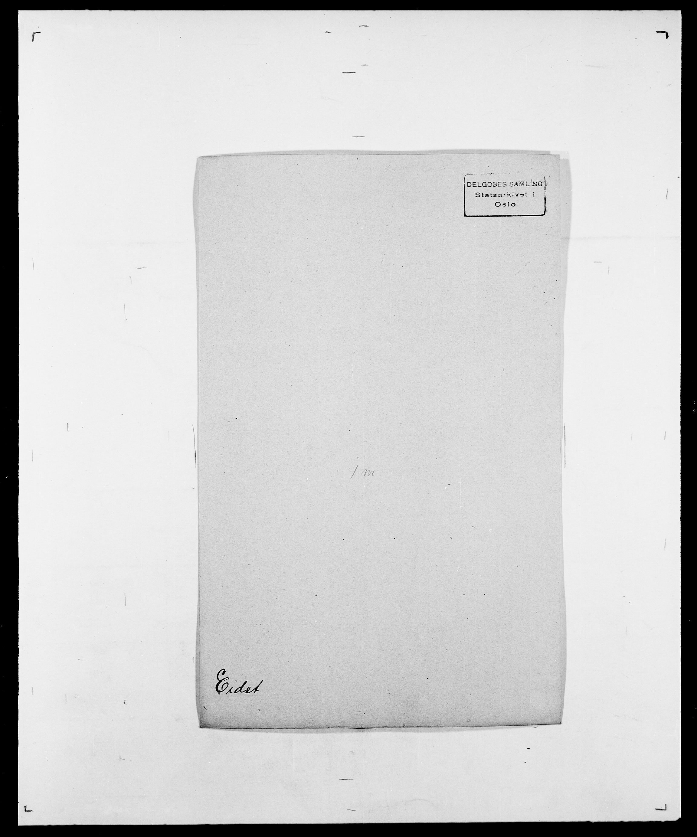 SAO, Delgobe, Charles Antoine - samling, D/Da/L0010: Dürendahl - Fagelund, s. 284