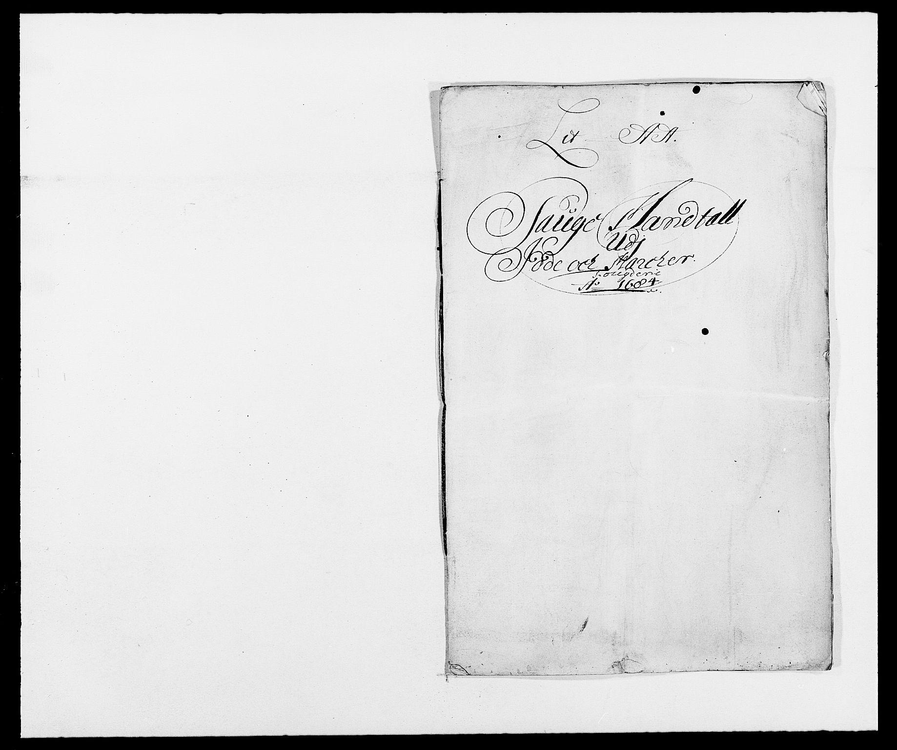 RA, Rentekammeret inntil 1814, Reviderte regnskaper, Fogderegnskap, R01/L0005: Fogderegnskap Idd og Marker , 1682-1684, s. 151