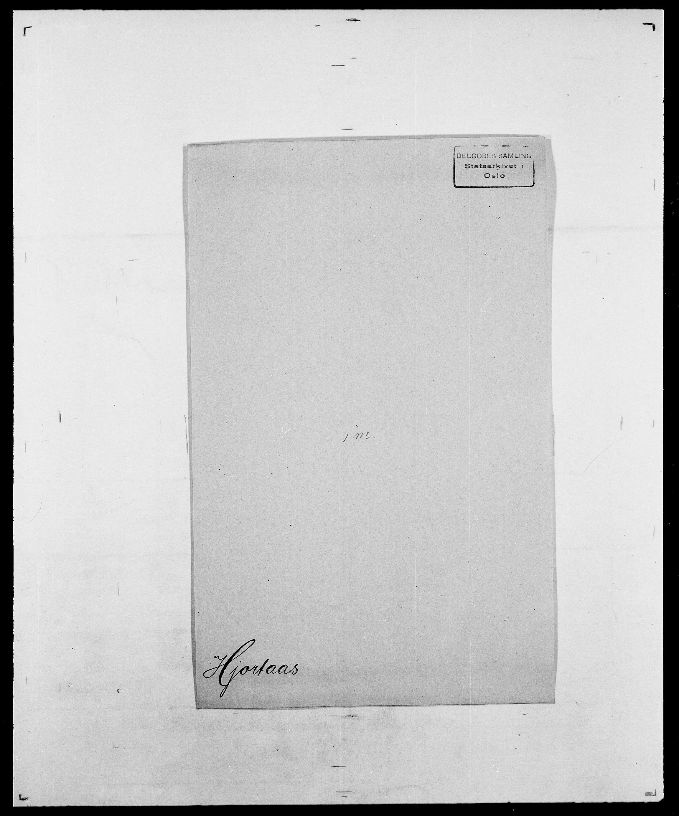 SAO, Delgobe, Charles Antoine - samling, D/Da/L0017: Helander - Hjørne, s. 628