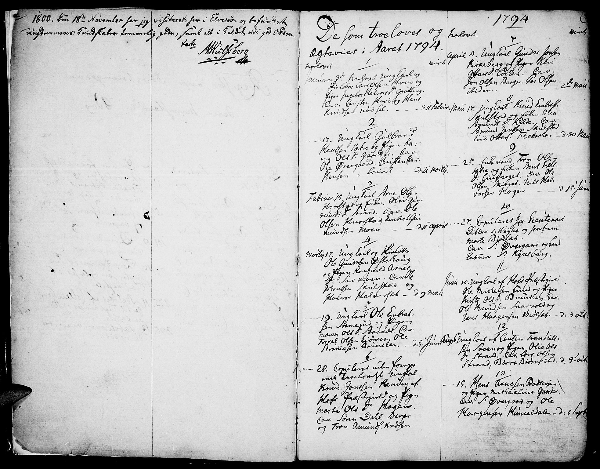 SAH, Elverum prestekontor, H/Ha/Haa/L0006: Ministerialbok nr. 6, 1794-1814, s. 2-3