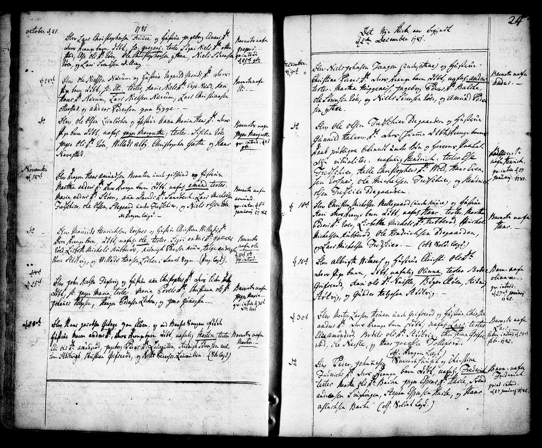 SAO, Rygge prestekontor Kirkebøker, F/Fa/L0002: Ministerialbok nr. 2, 1771-1814, s. 24