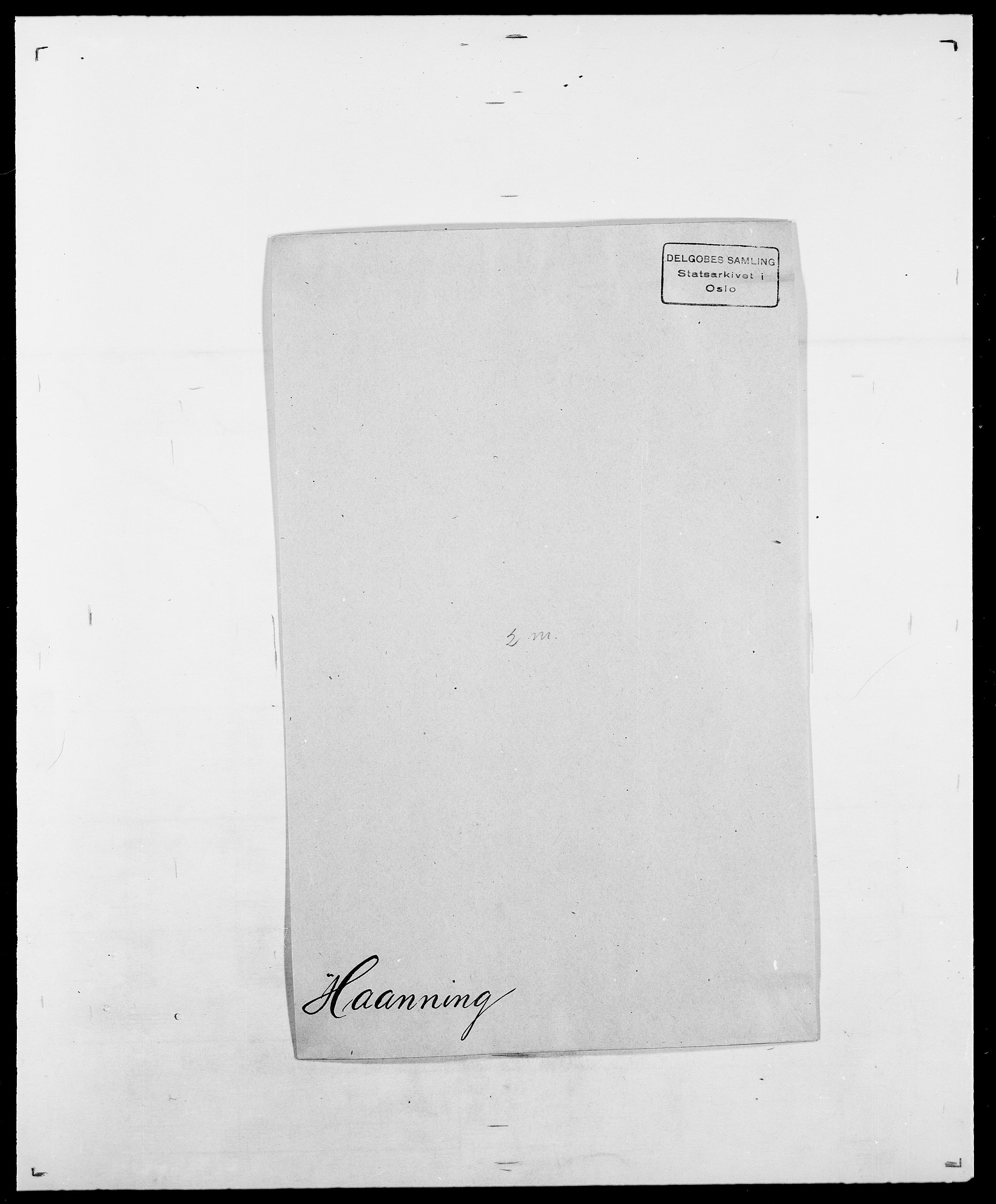 SAO, Delgobe, Charles Antoine - samling, D/Da/L0015: Grodtshilling - Halvorsæth, s. 584