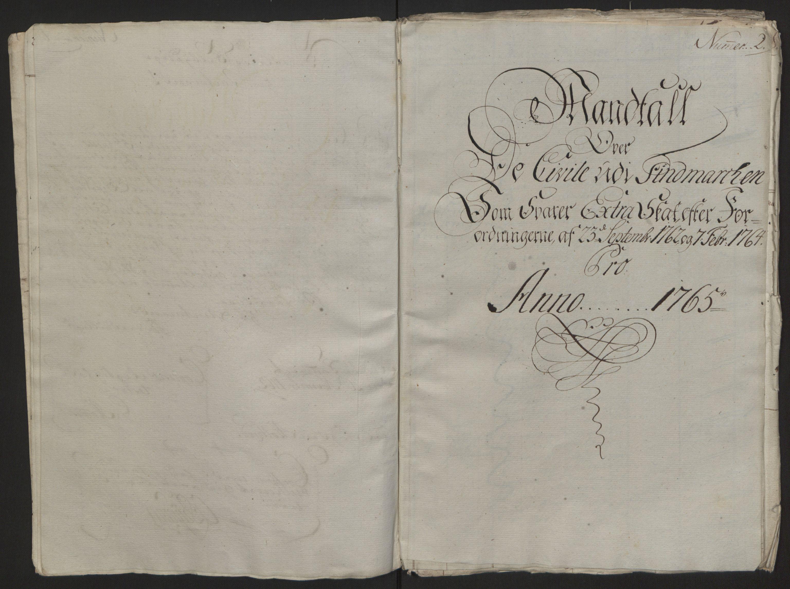 RA, Rentekammeret inntil 1814, Reviderte regnskaper, Fogderegnskap, R69/L4910: Ekstraskatten  Finnmark/Vardøhus, 1762-1772, s. 141