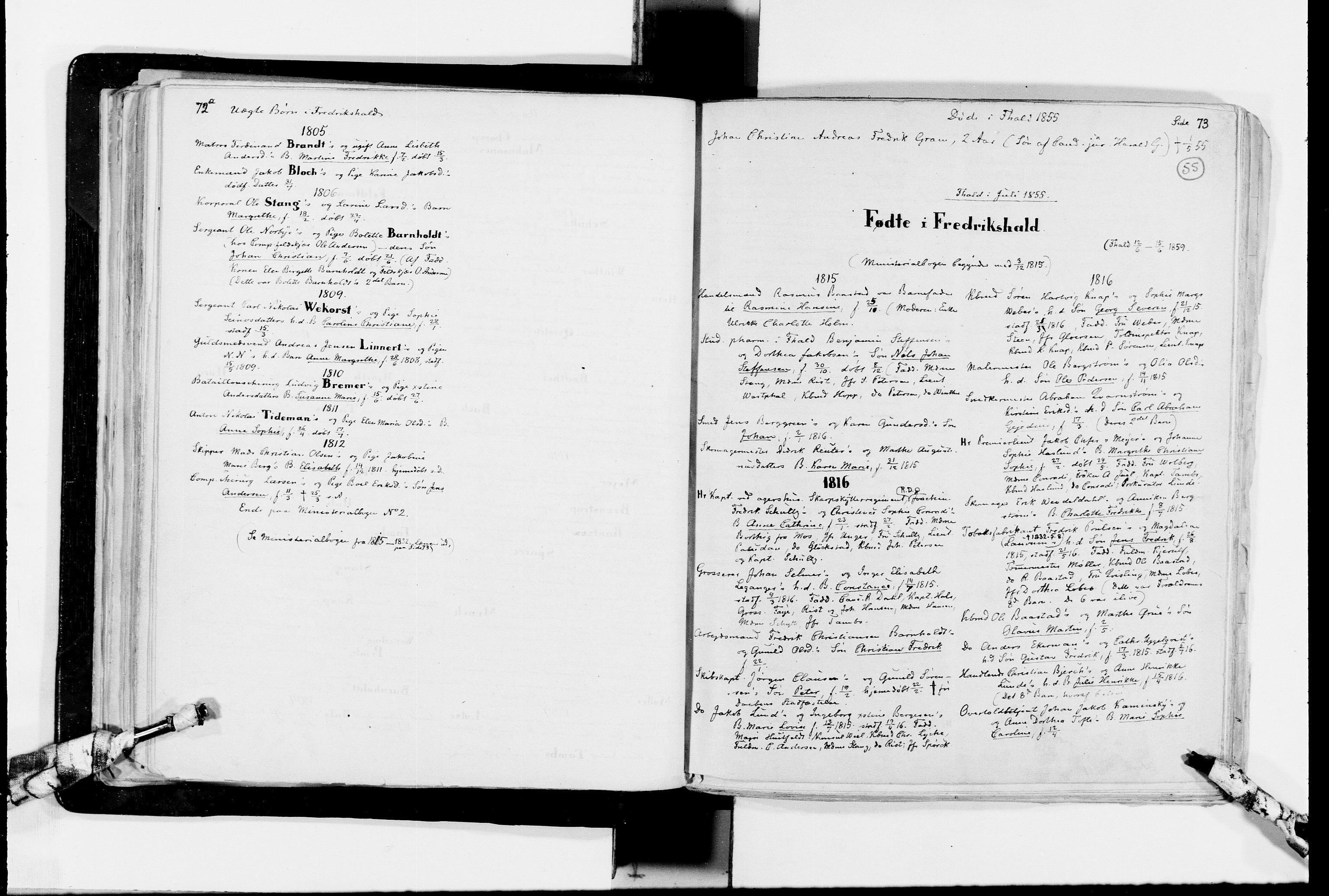 RA, Lassens samlinger, F/Fc, s. 55