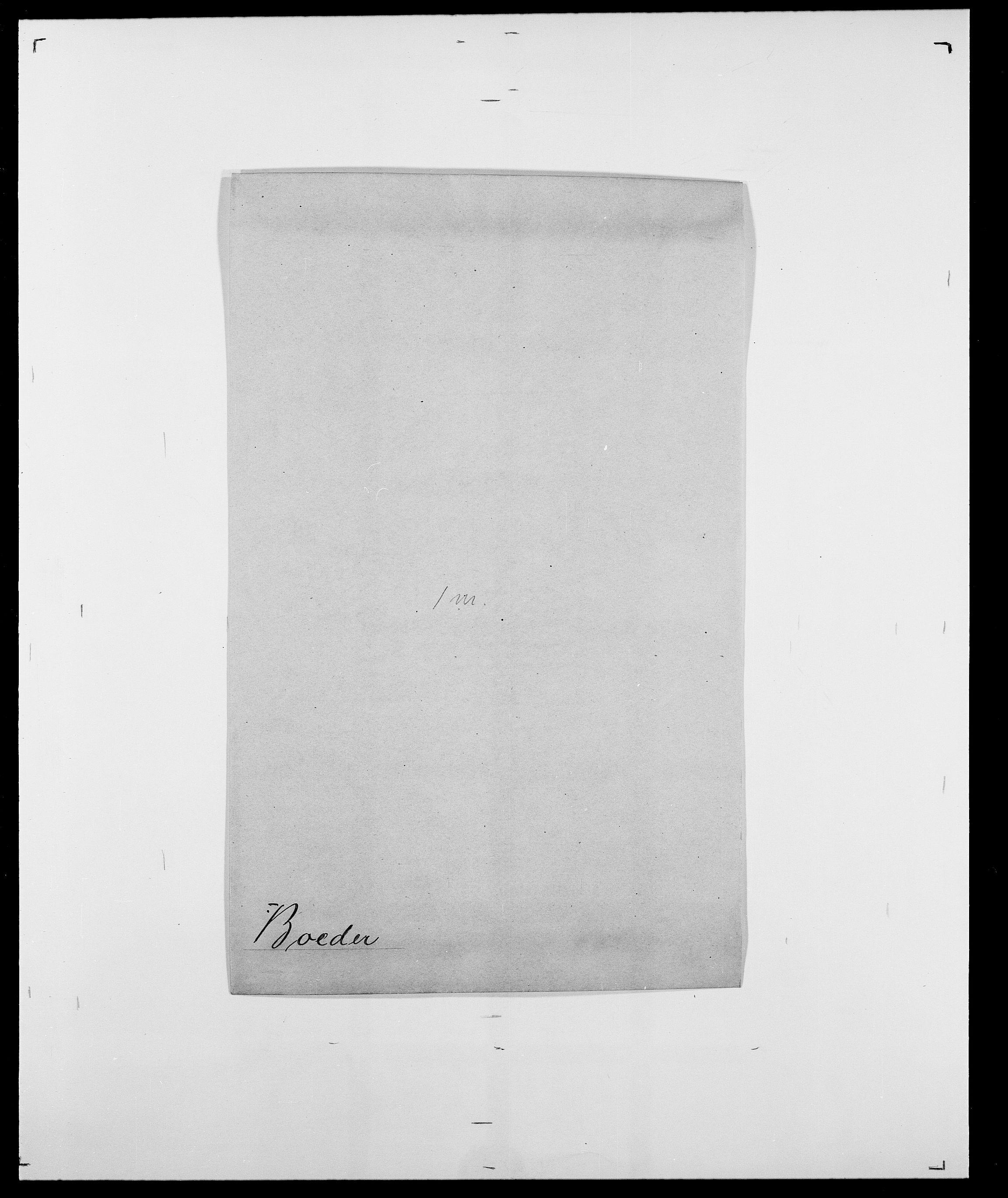 SAO, Delgobe, Charles Antoine - samling, D/Da/L0005: Boalth - Brahm, s. 49