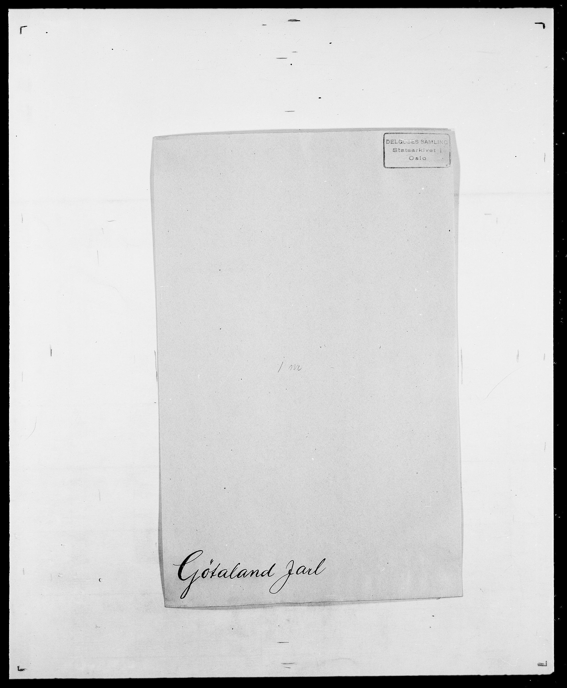 SAO, Delgobe, Charles Antoine - samling, D/Da/L0015: Grodtshilling - Halvorsæth, s. 562