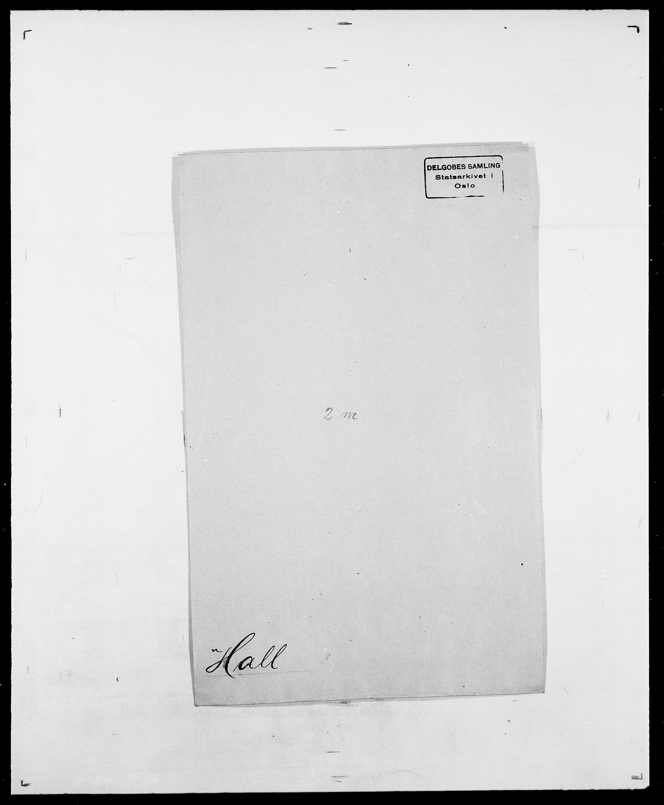 SAO, Delgobe, Charles Antoine - samling, D/Da/L0015: Grodtshilling - Halvorsæth, s. 762