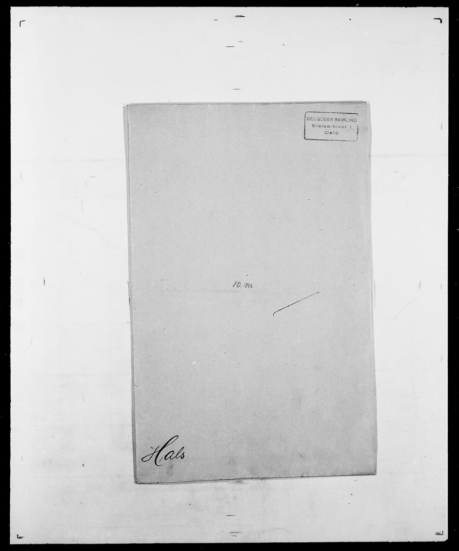 SAO, Delgobe, Charles Antoine - samling, D/Da/L0015: Grodtshilling - Halvorsæth, s. 790