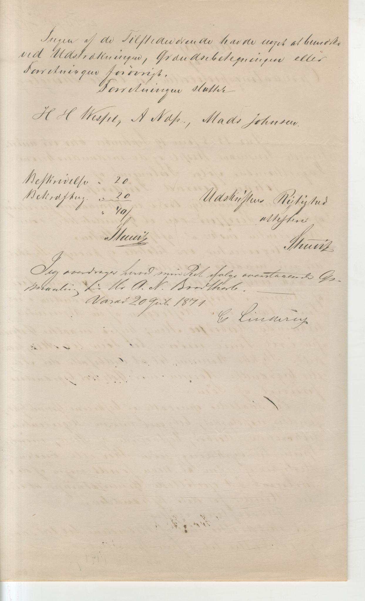 VAMU, Brodtkorb handel A/S, Q/Qb/L0003: Faste eiendommer i Vardø Herred, 1862-1939, s. 85