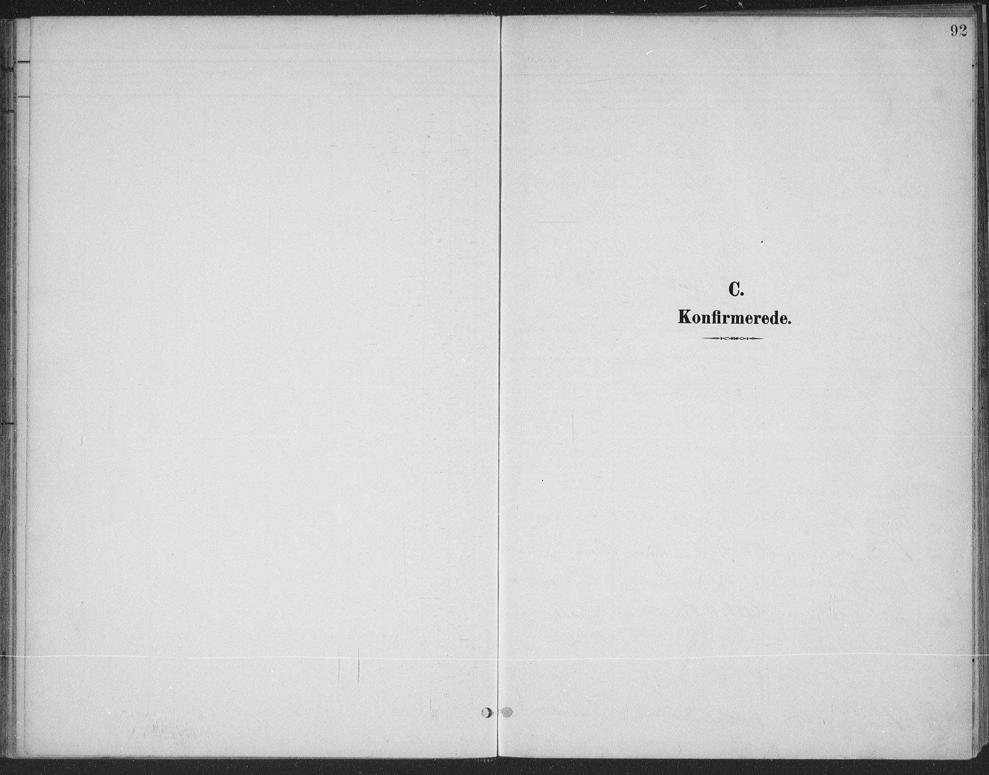 SAH, Østre Gausdal prestekontor, Ministerialbok nr. 4, 1898-1914, s. 92