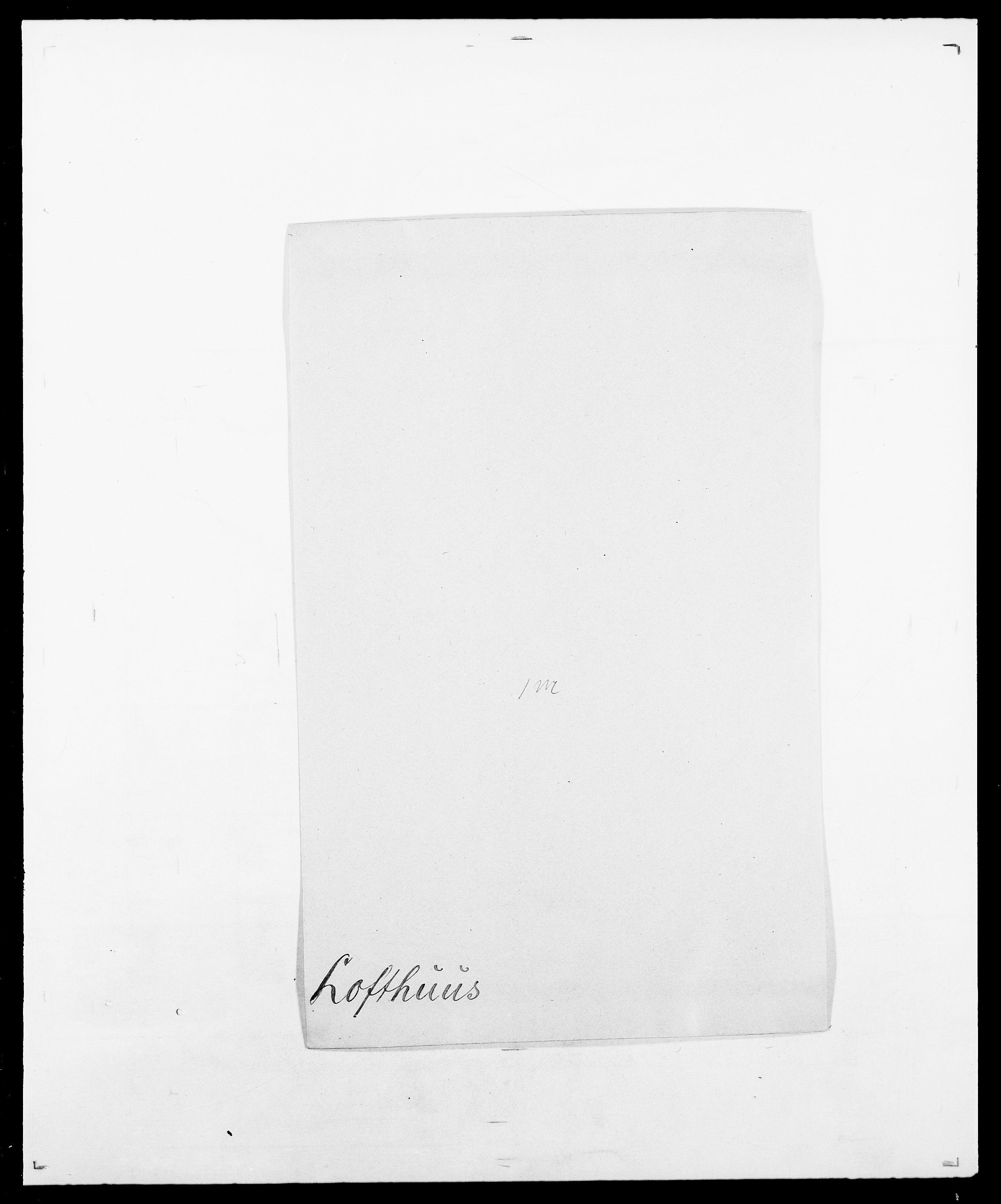 SAO, Delgobe, Charles Antoine - samling, D/Da/L0024: Lobech - Lærum, s. 45