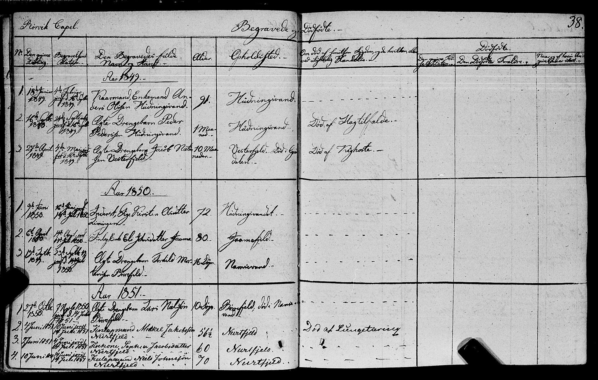 SAT, Ministerialprotokoller, klokkerbøker og fødselsregistre - Nord-Trøndelag, 762/L0538: Ministerialbok nr. 762A02 /1, 1833-1879, s. 38