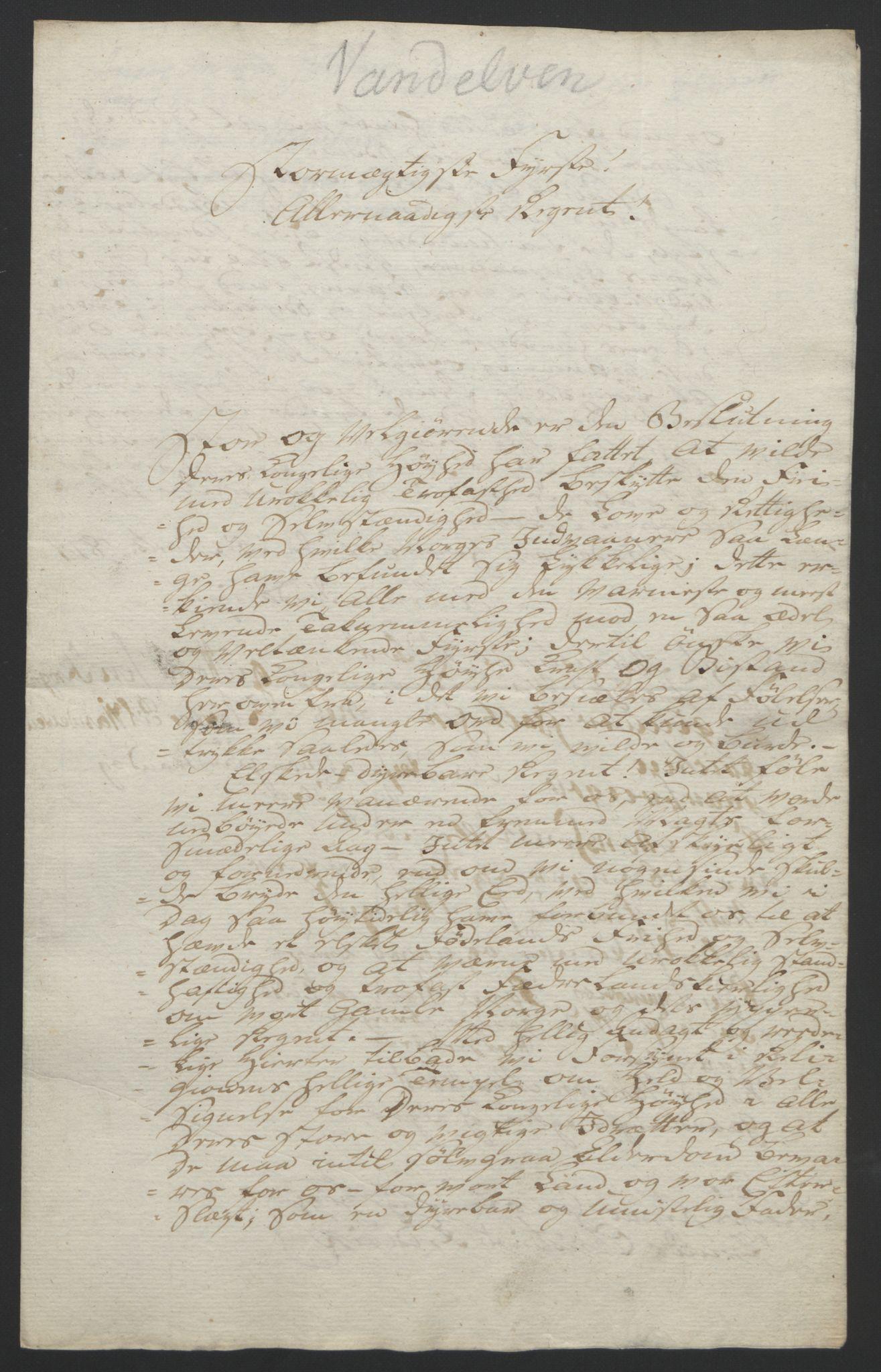 RA, Statsrådssekretariatet, D/Db/L0008: Fullmakter for Eidsvollsrepresentantene i 1814. , 1814, s. 411