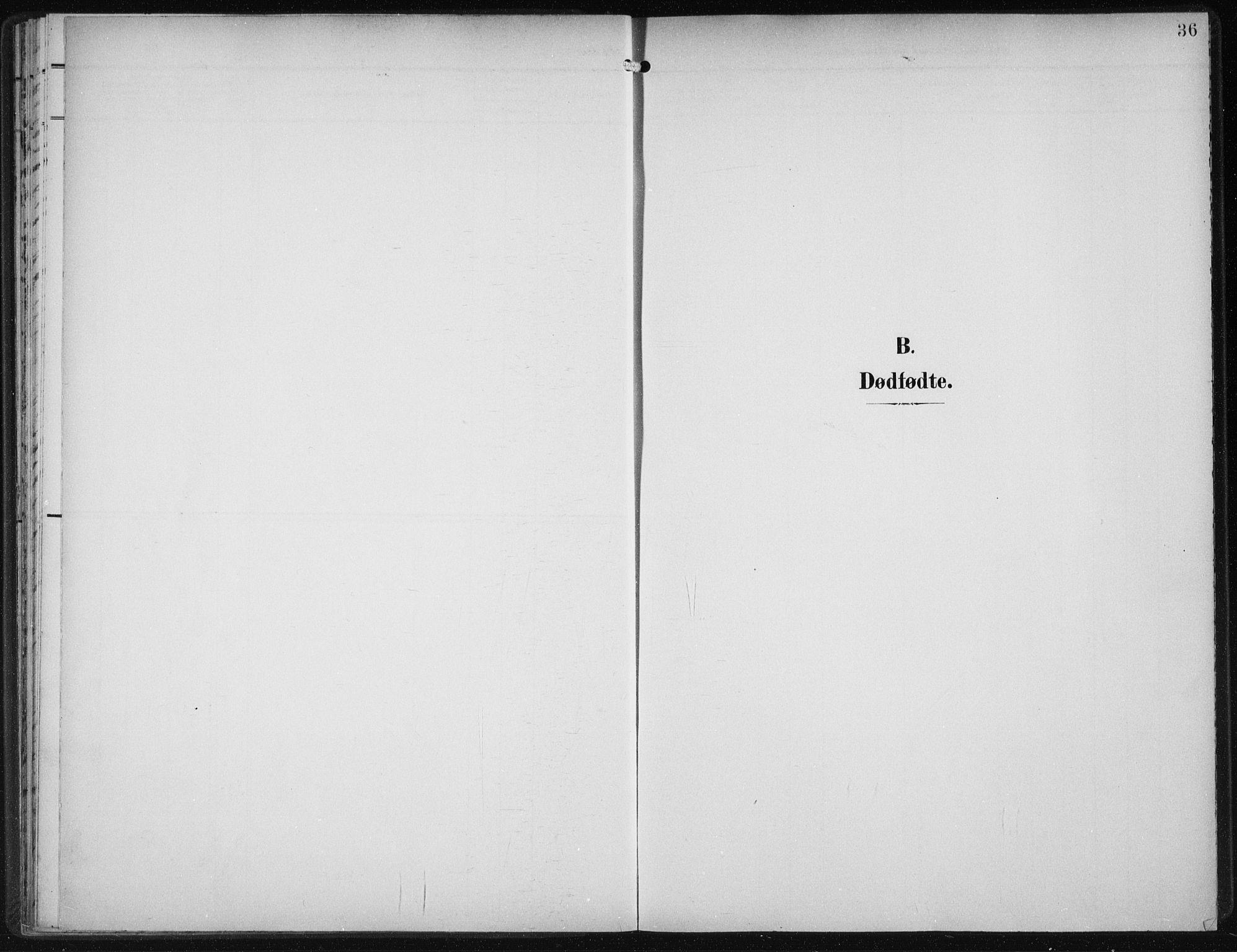 SAB, Den Norske Sjømannsmisjon i utlandet*, Ministerialbok nr. A 5, 1902-1908, s. 36